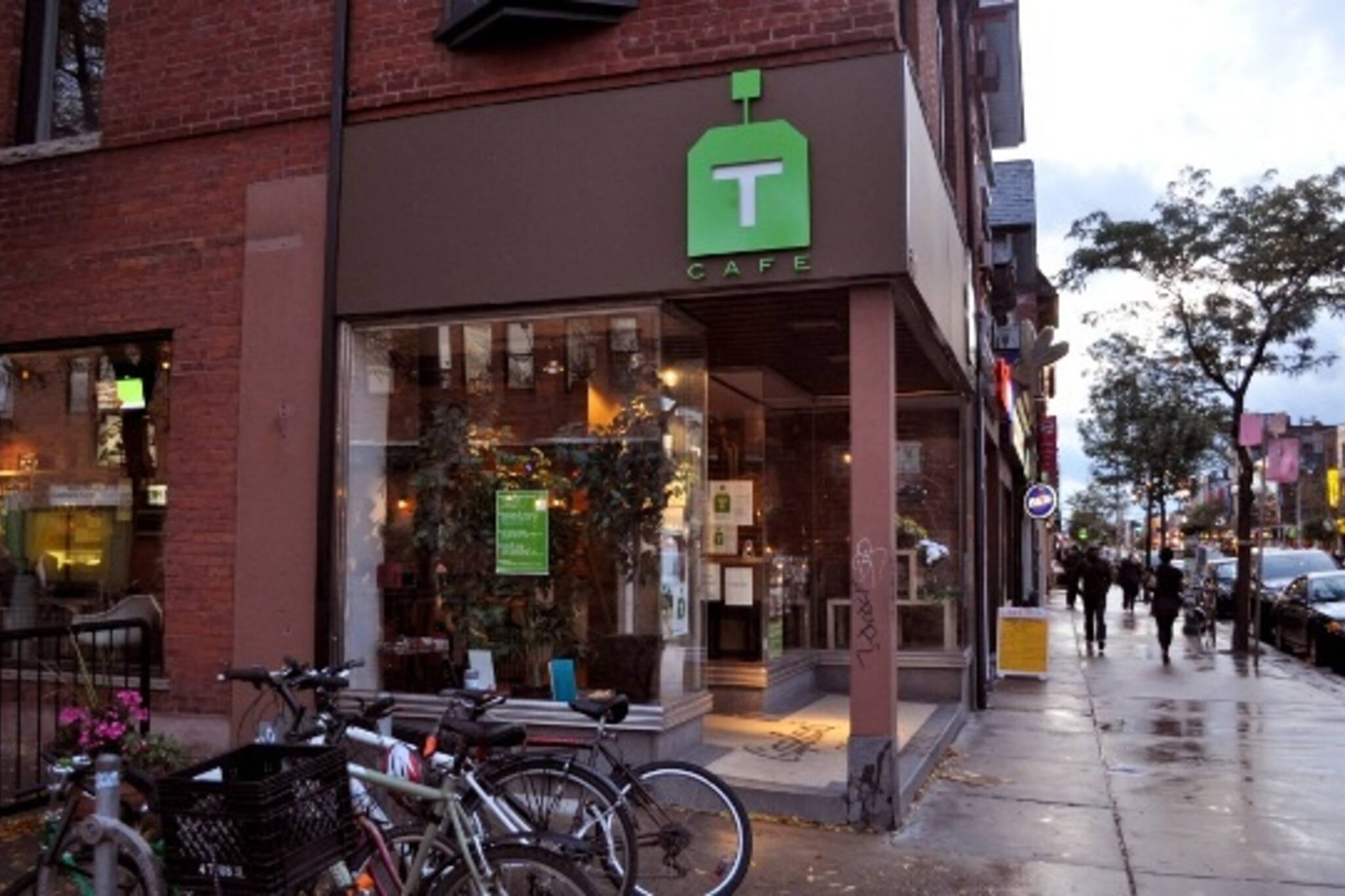 T Cafe Toronto