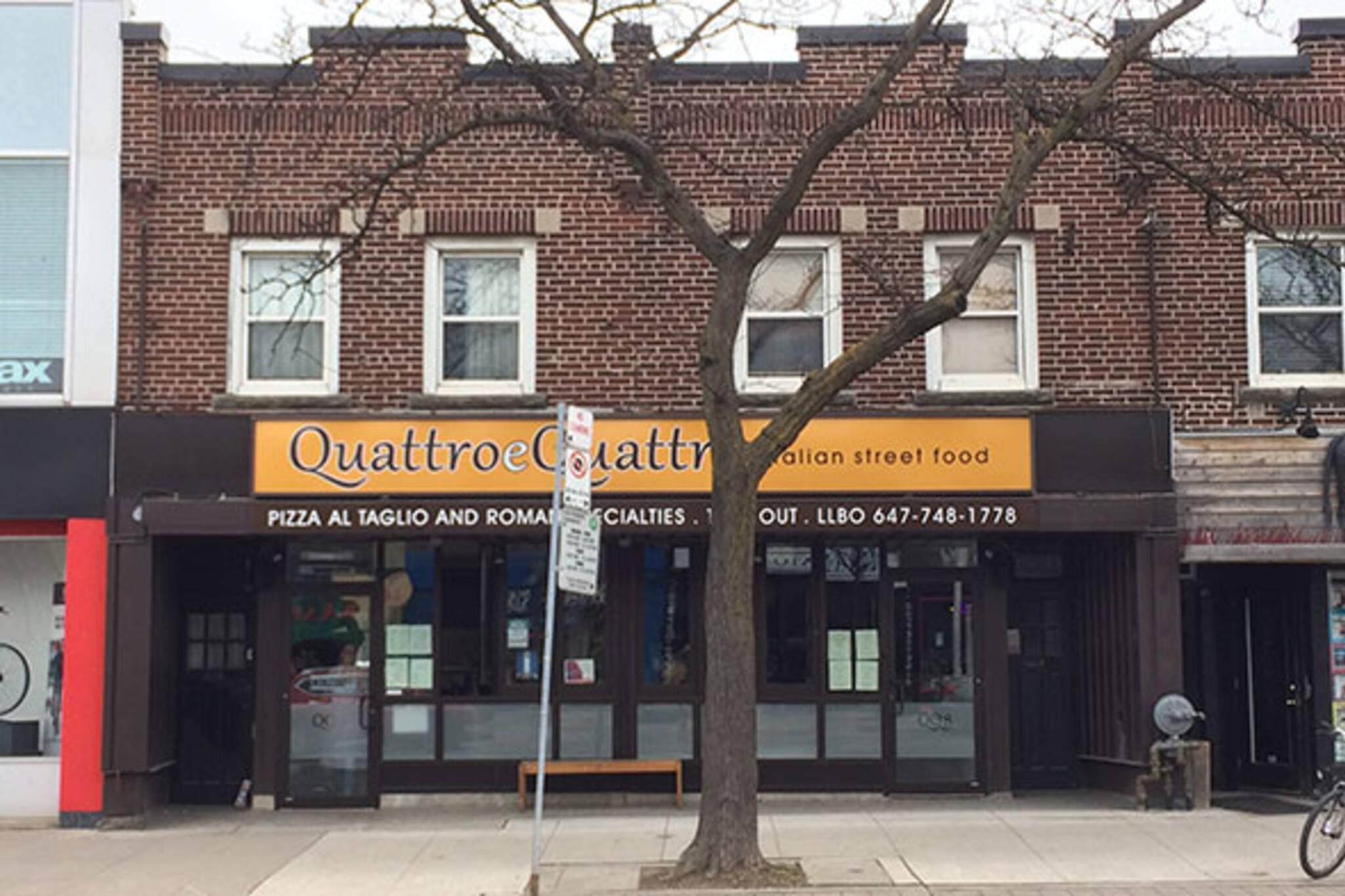 Quattro e Quattr8