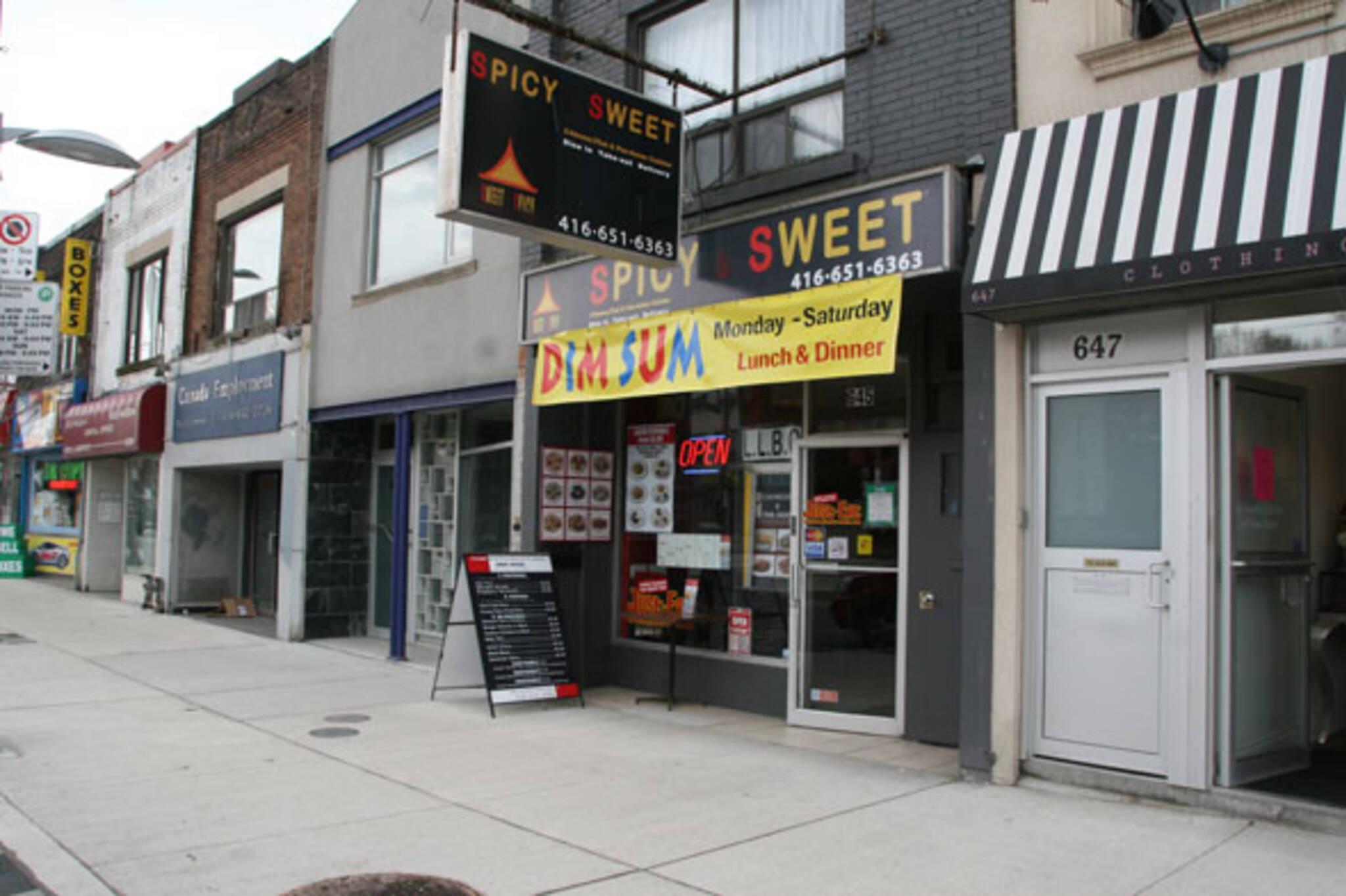 Spicy Sweet Toronto