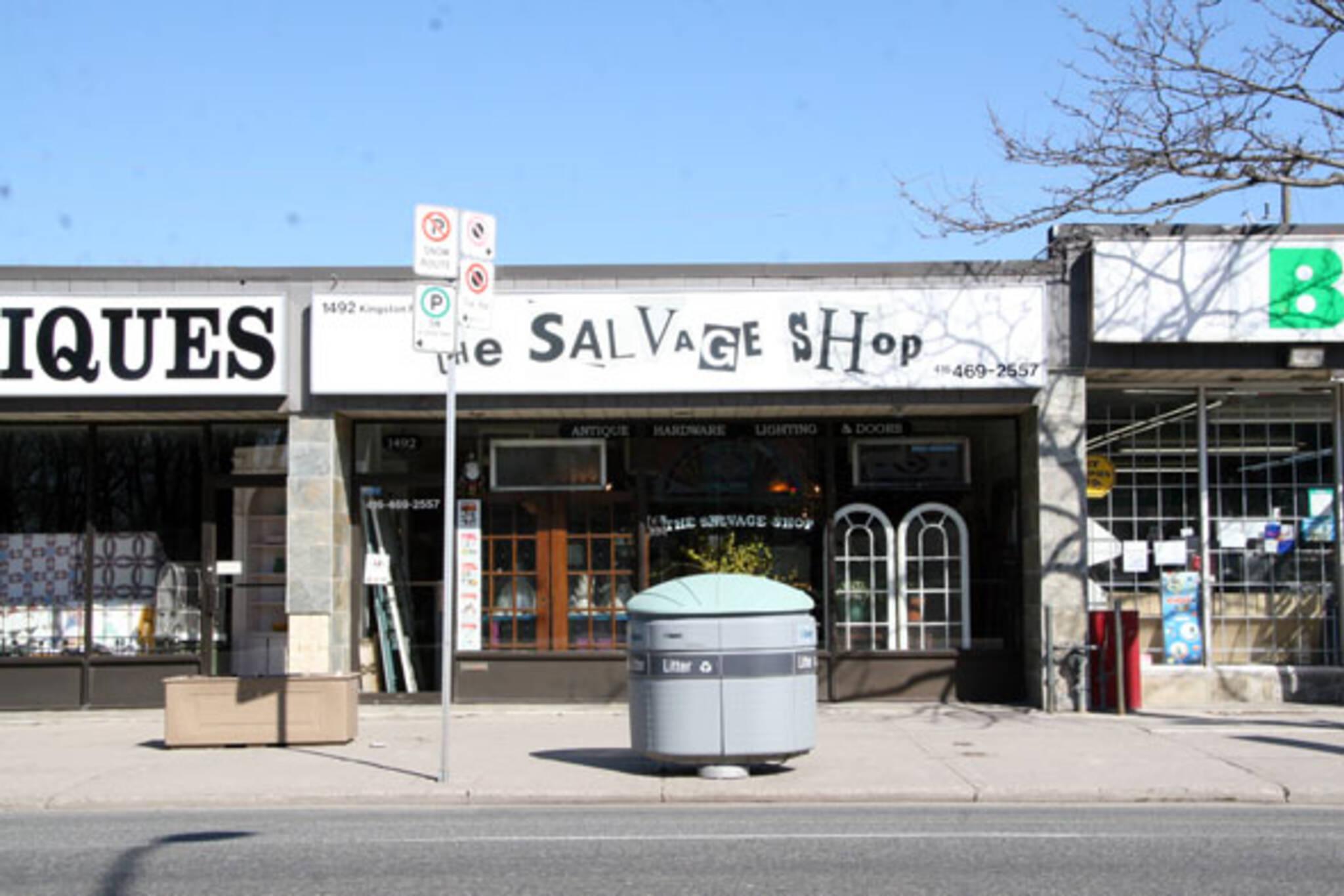 The Salvage Shop Toronto