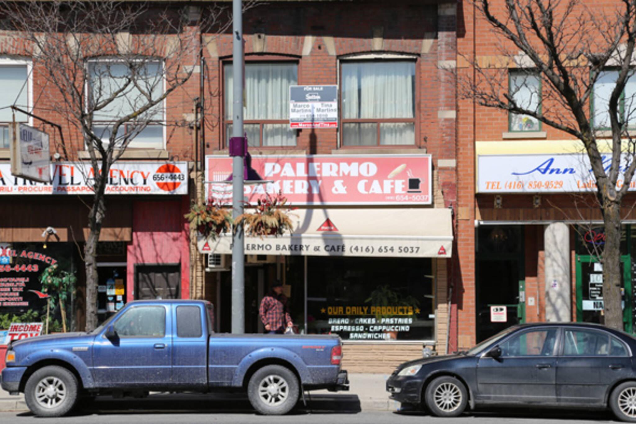 Palermo Bakery Toronto