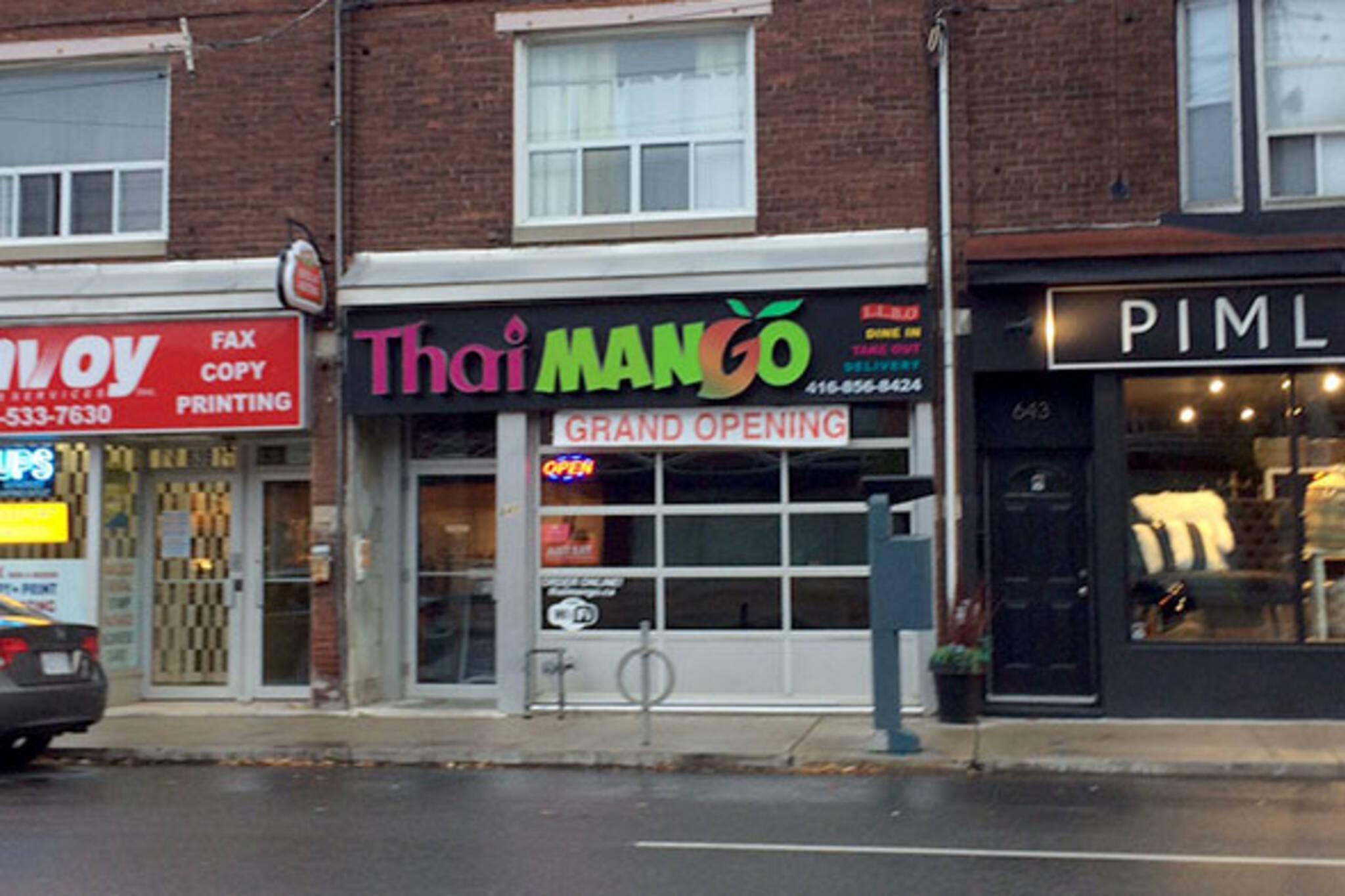 Thai Mango Toronto