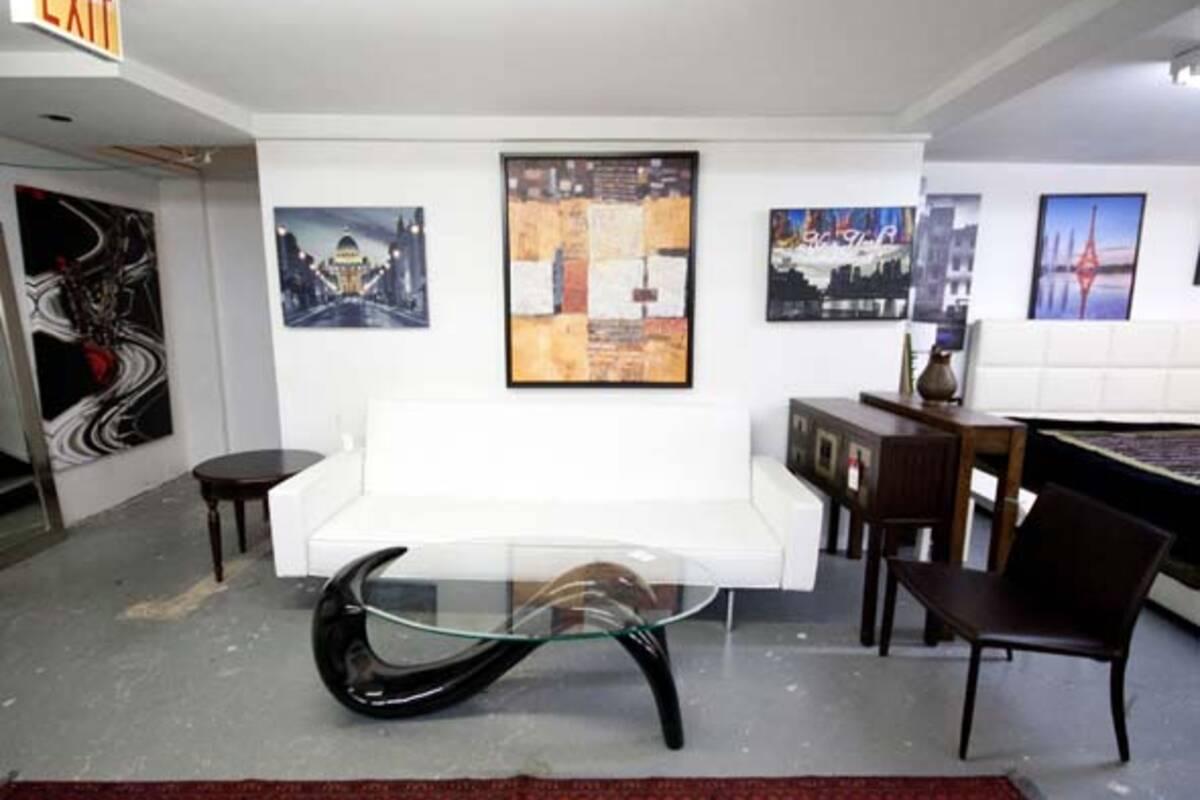 Cb2 toronto blogto toronto for Home decor toronto