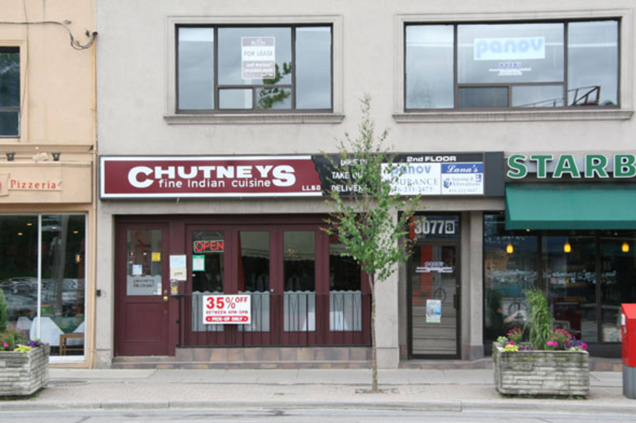Chutney's Toronto
