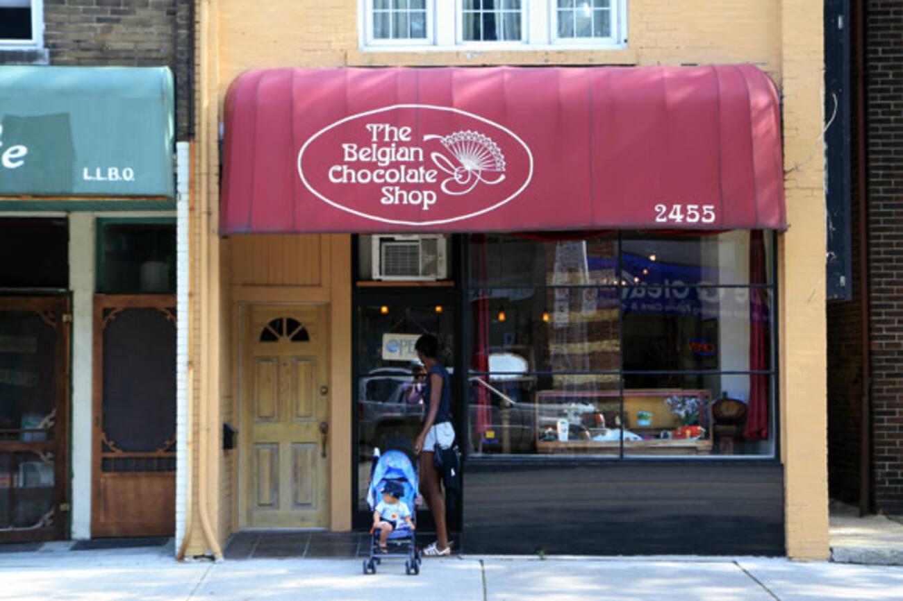 Belgian Chocolate Shop Blogto Toronto