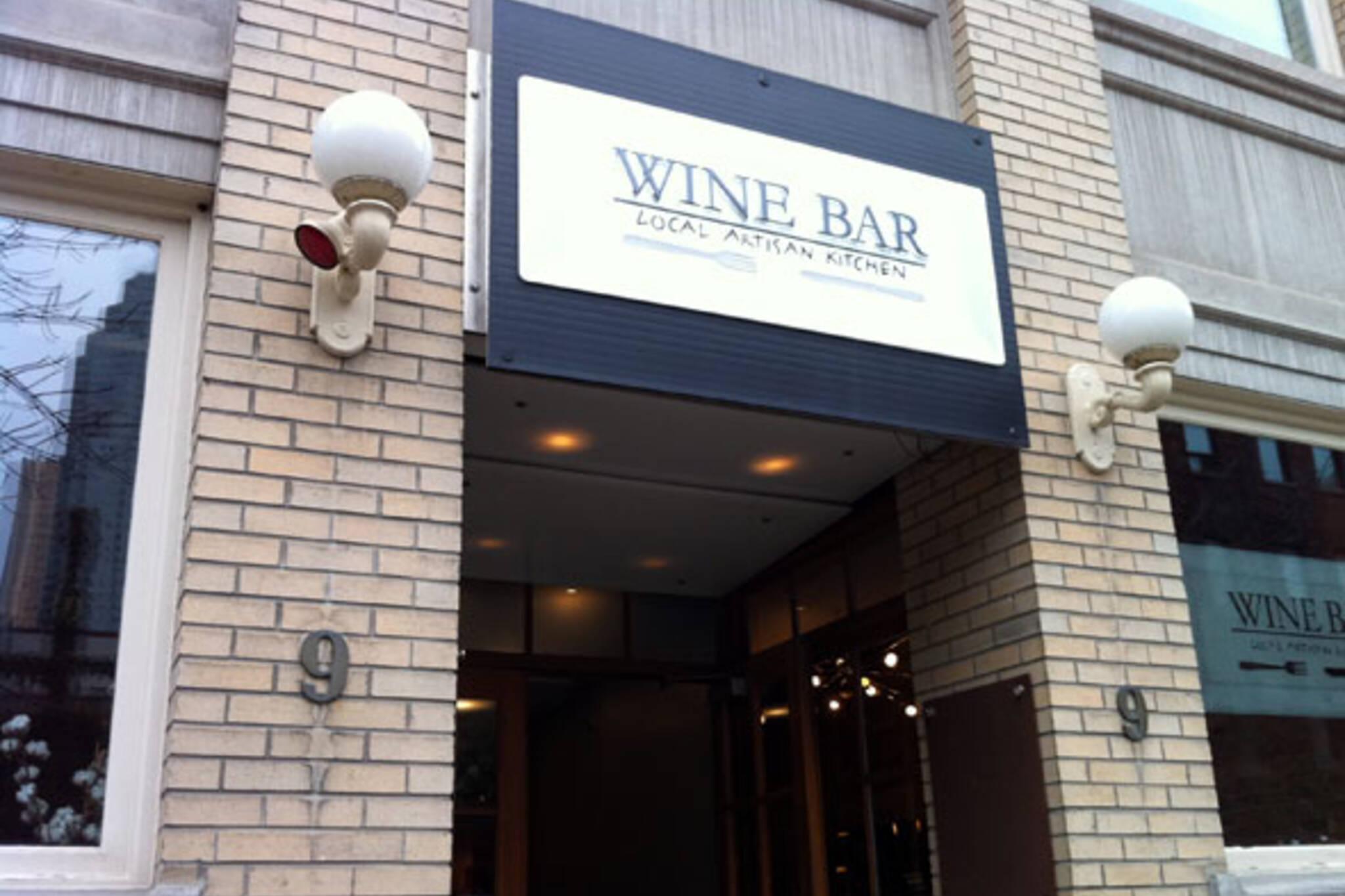 Wine Bar Toronto