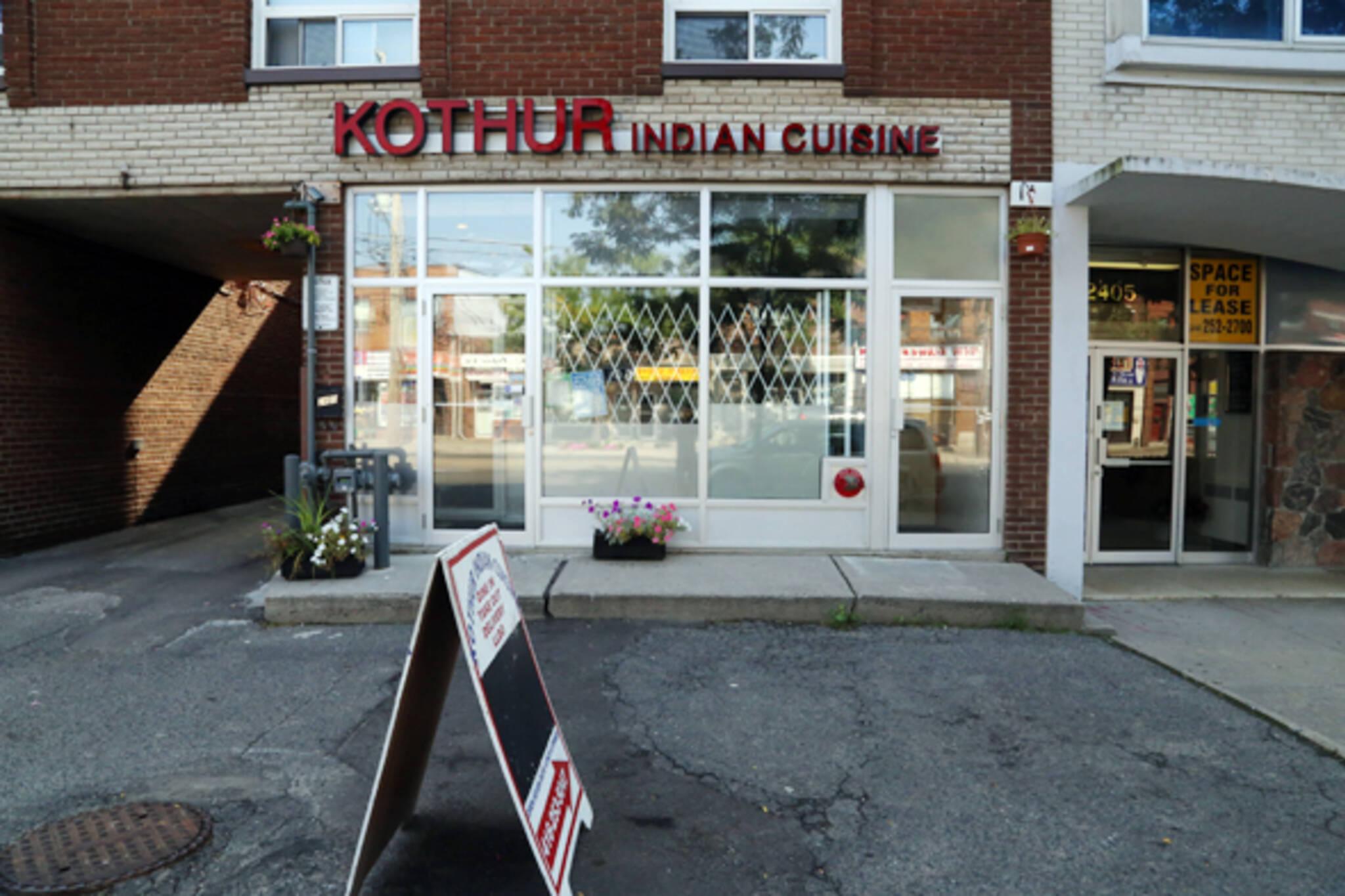 Kothur Indian Cuisine