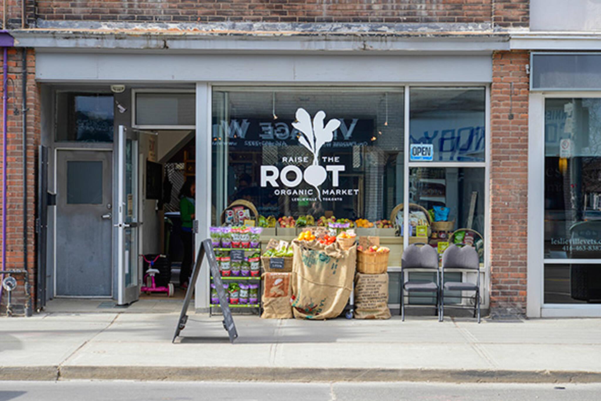 Raise the Root toronto