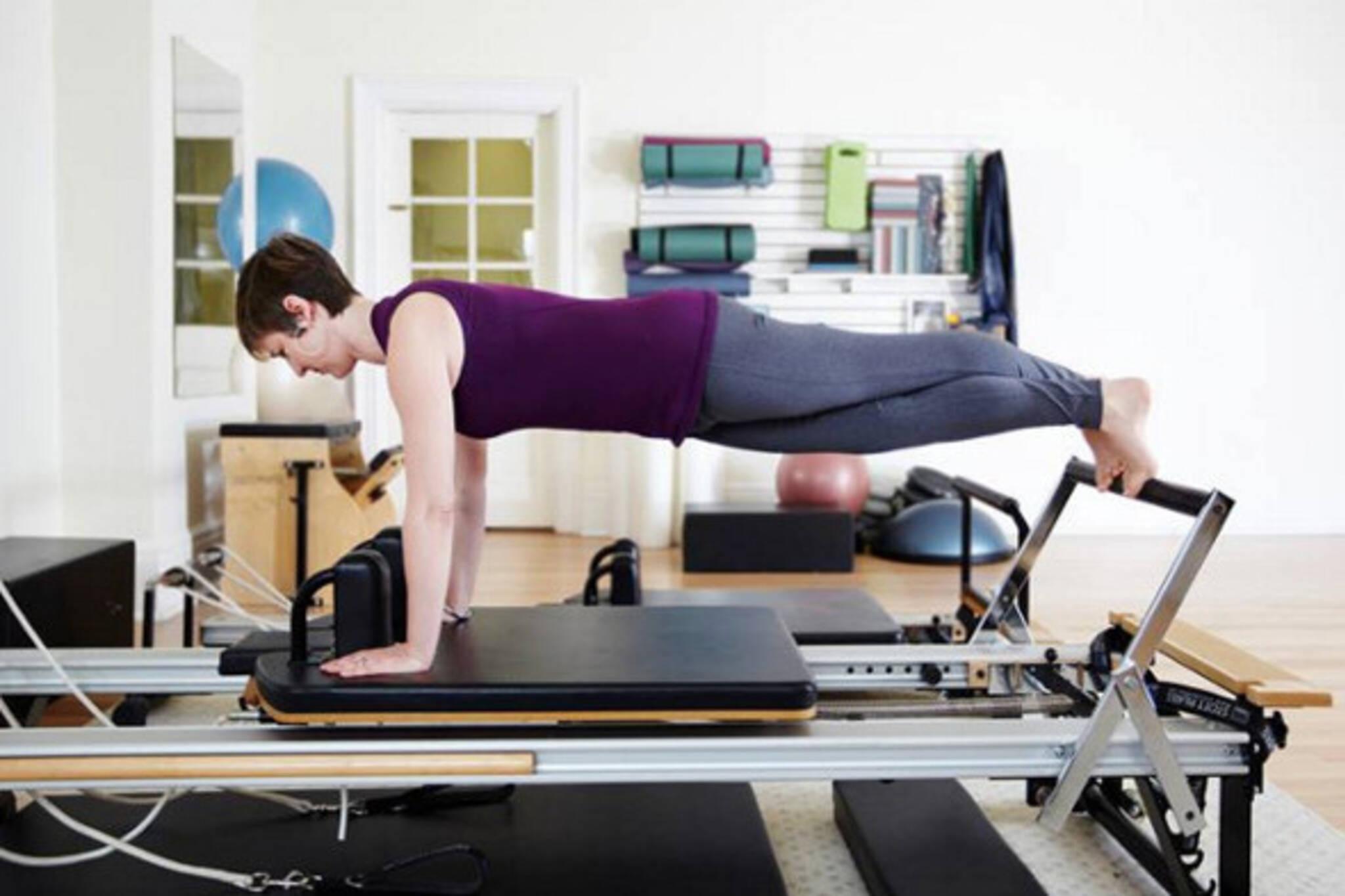 Boomerang Pilates