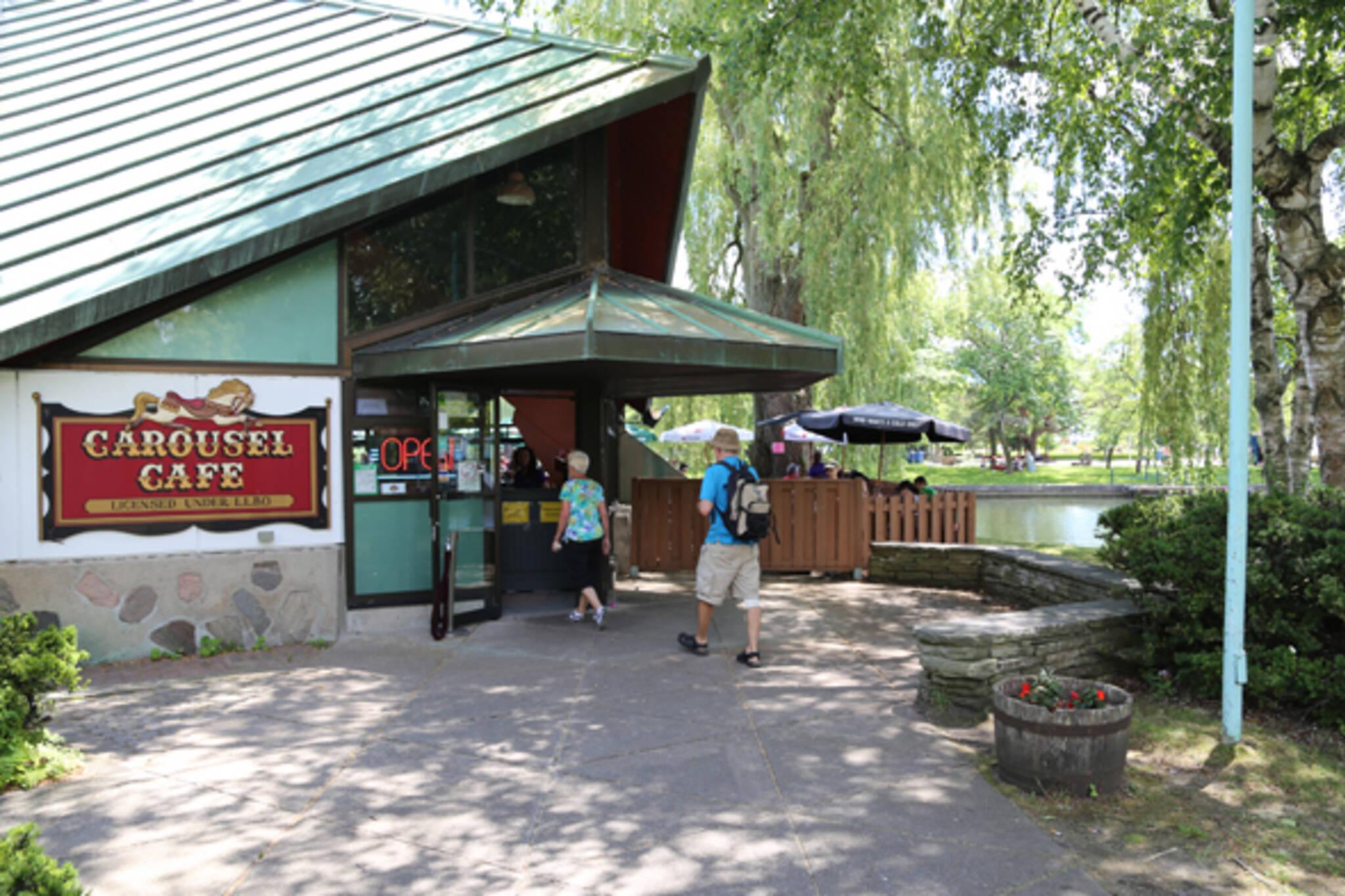 Carousel Cafe Toronto
