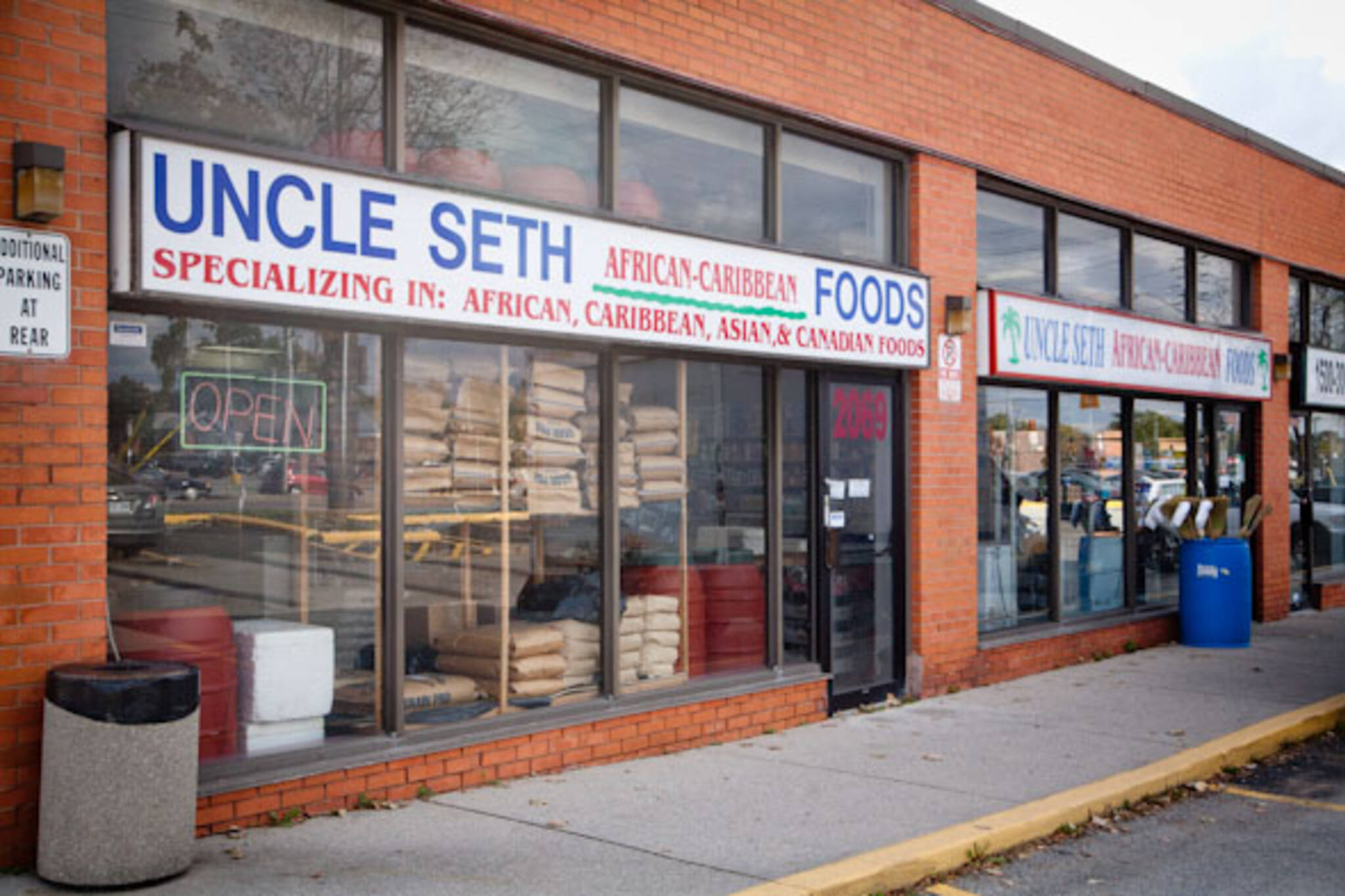 Uncle Seth African Caribbean Foods