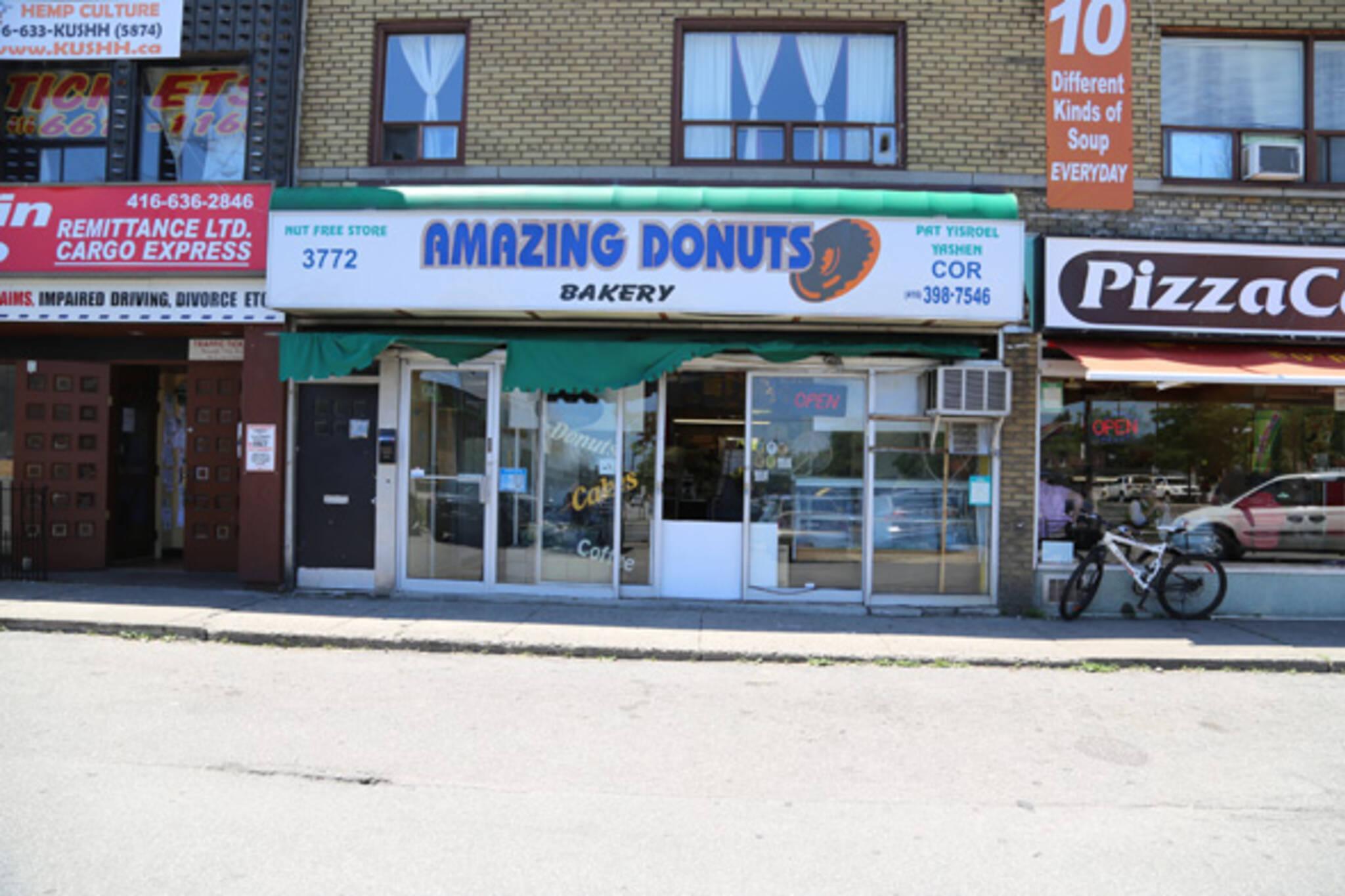 Amazing Donuts Toronto