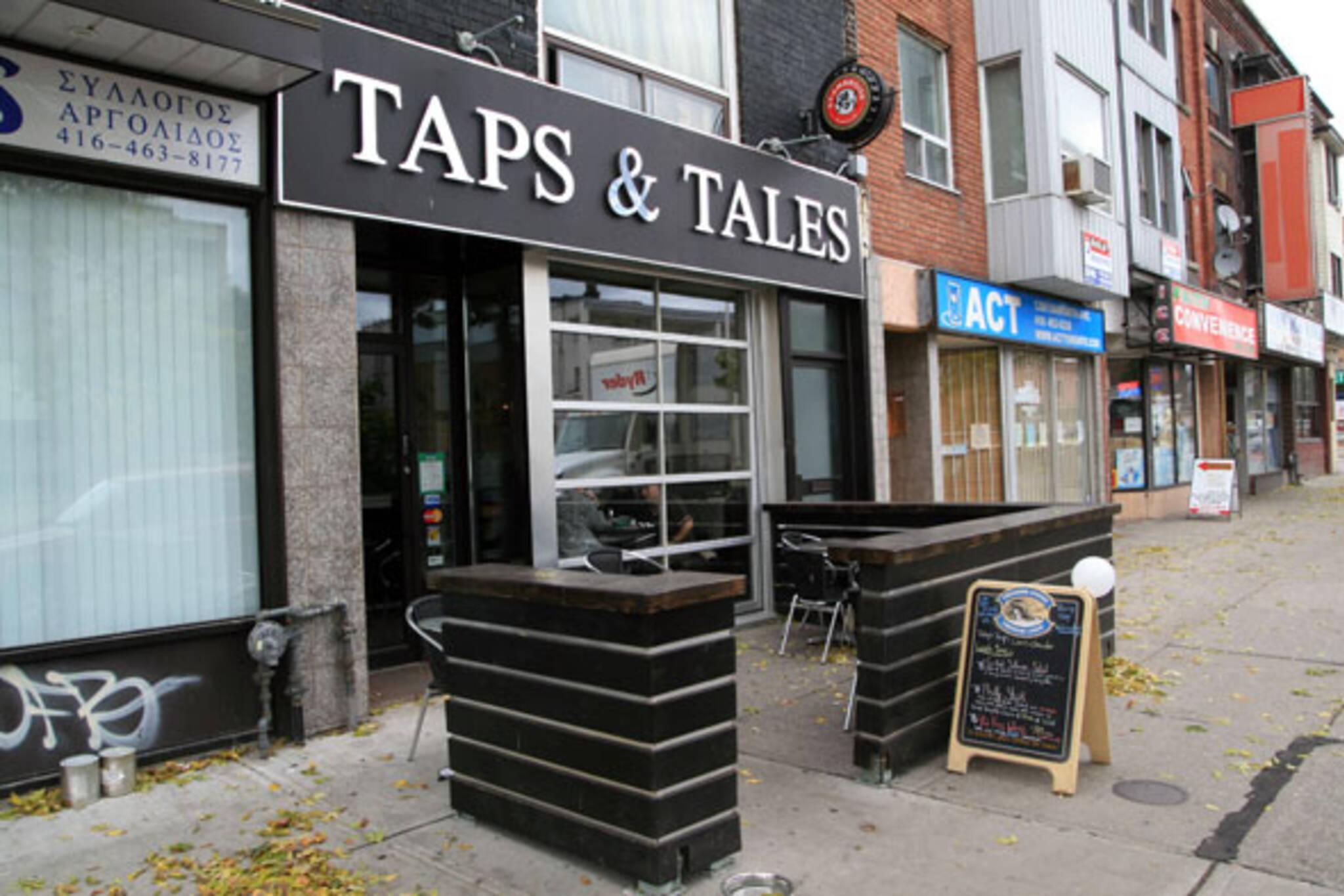 Taps & Tales
