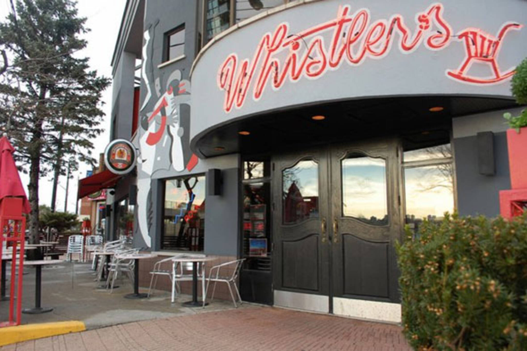 Whistlers Toronto