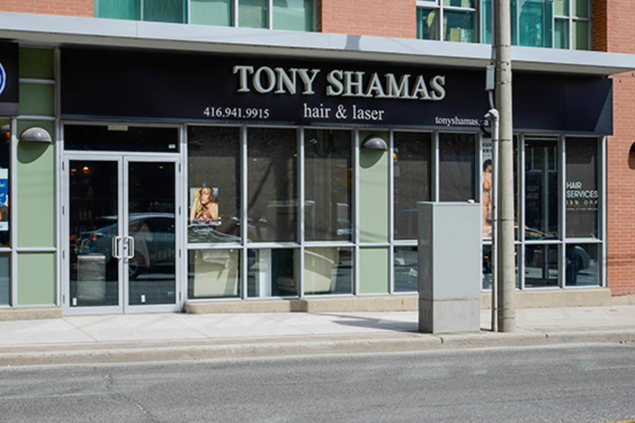 Tony Shamas