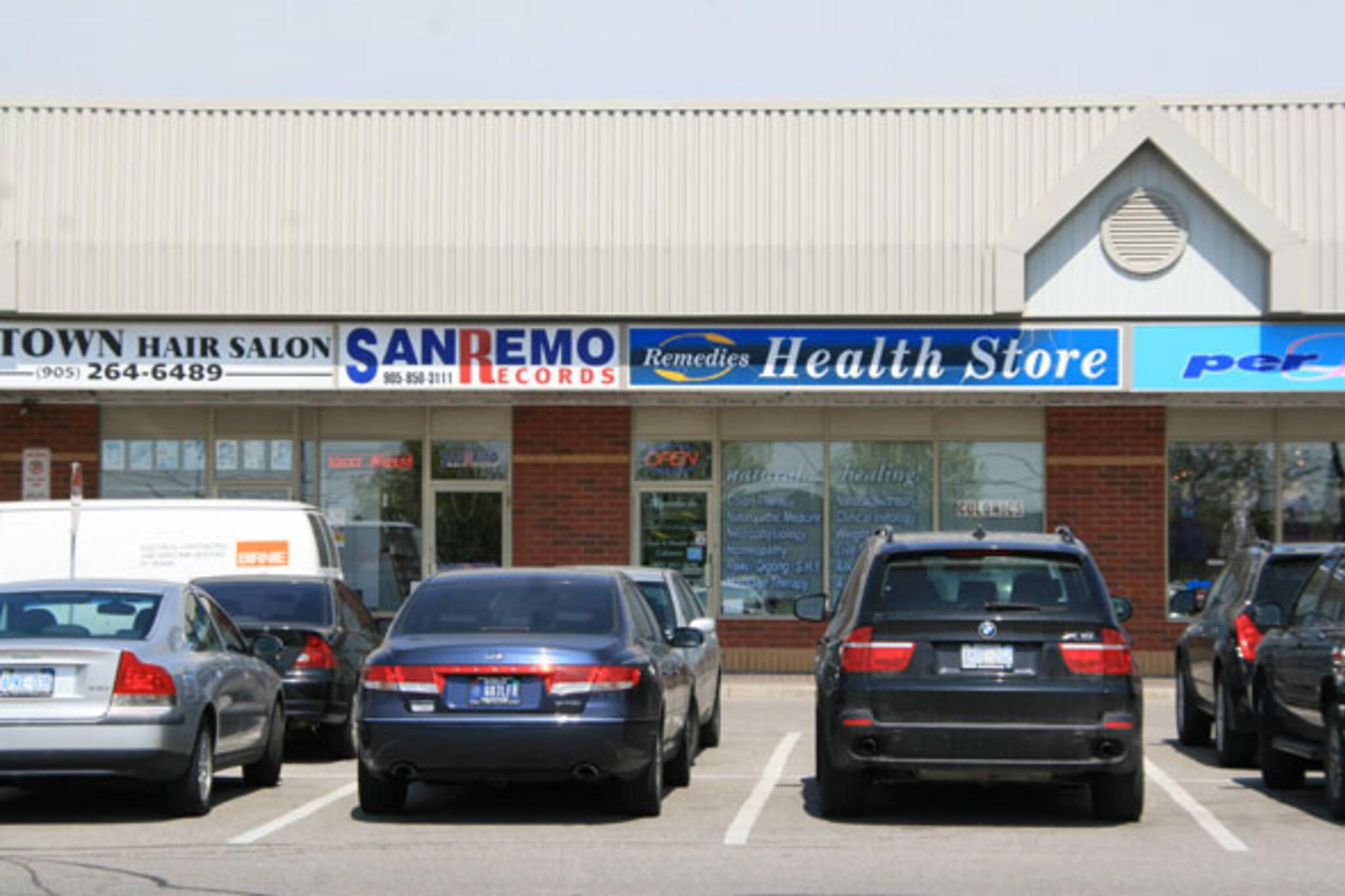 San Remo Records