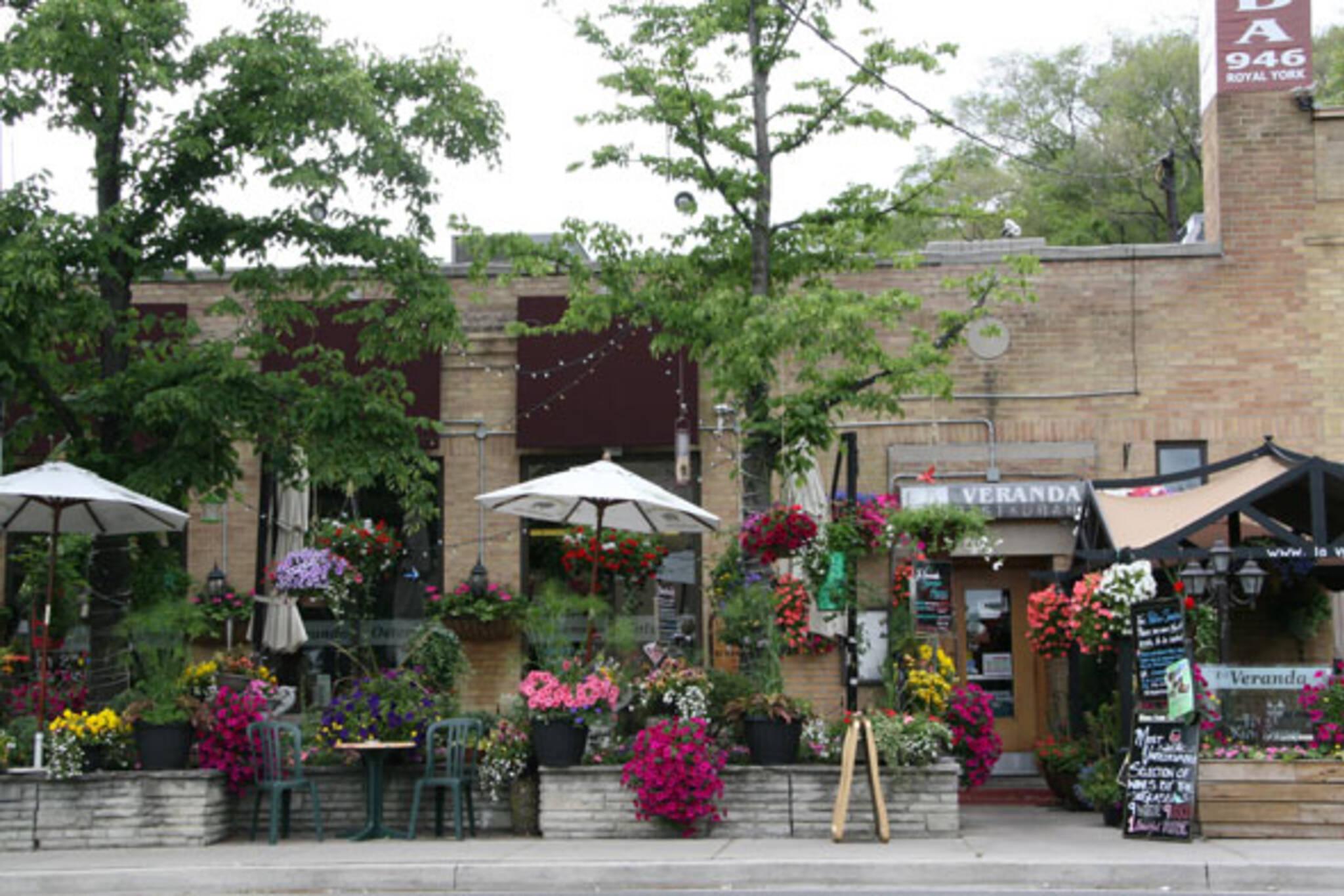 La Veranda Osteria Toronto