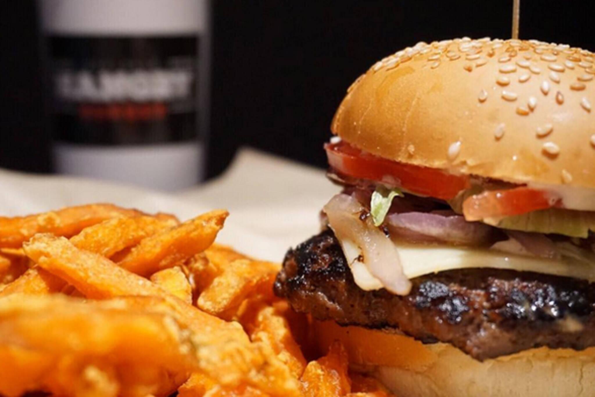Hangry Burger Toronto