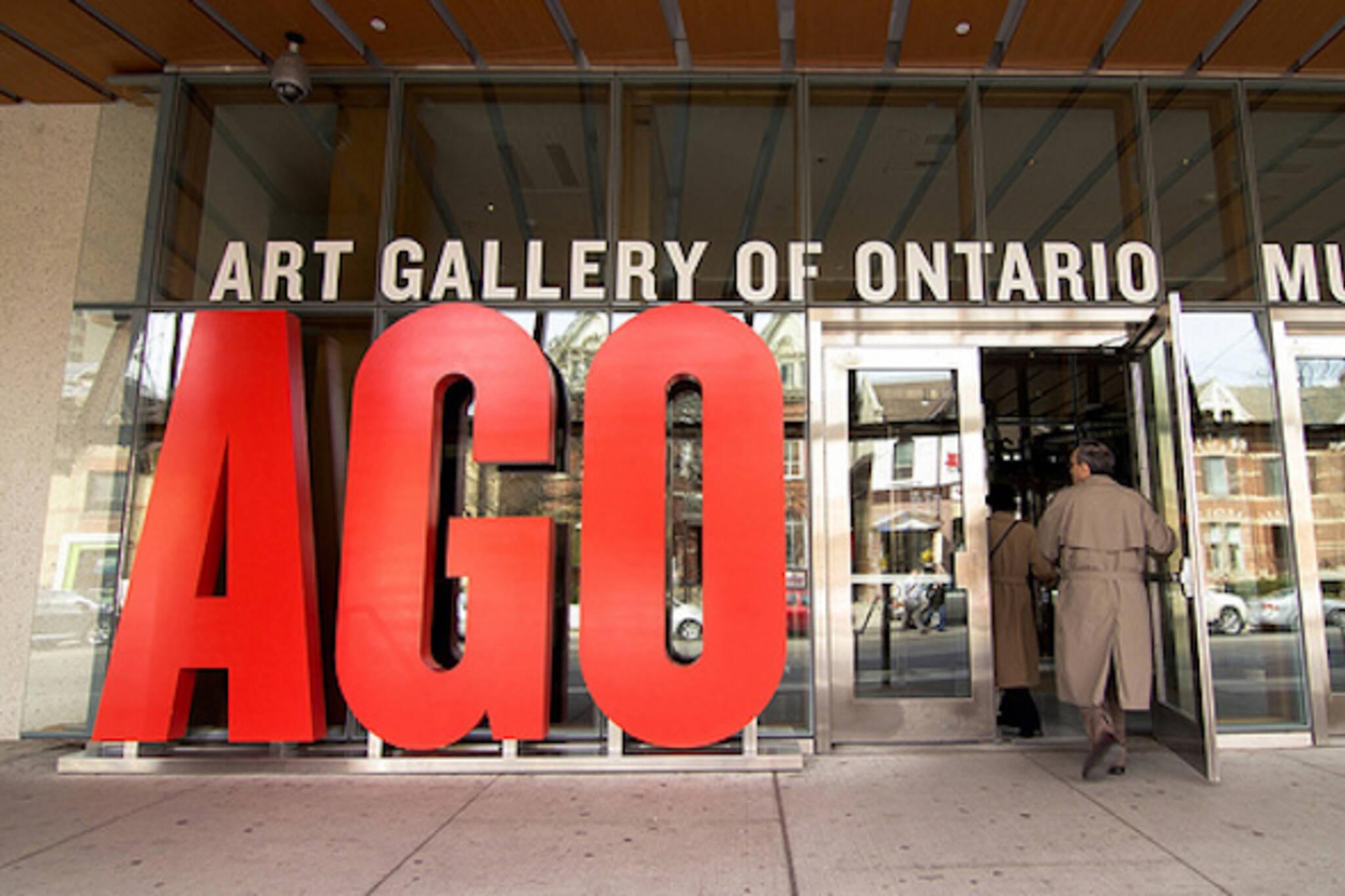 Art Gallery Ontario Toronto