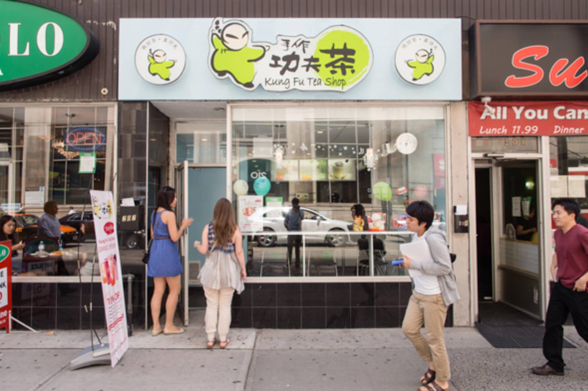 Kung Fu Tea Shop - CLOSED - blogTO - Toronto