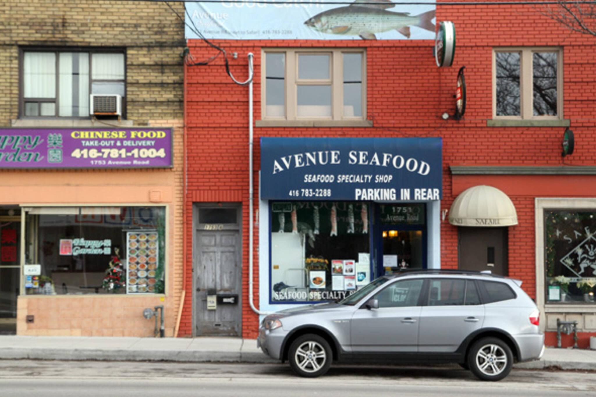Avenue Seafood