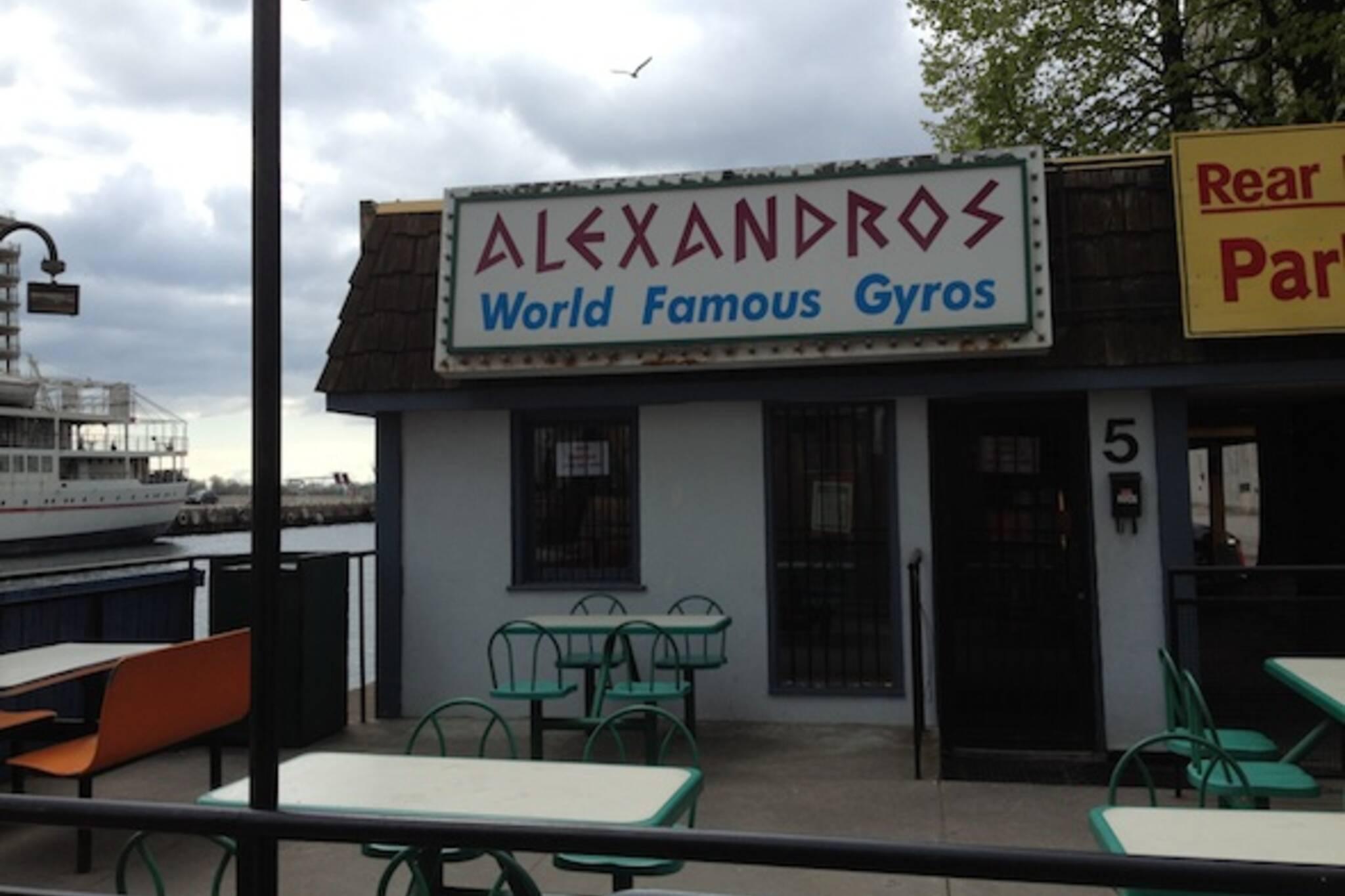 Alexandros Toronto