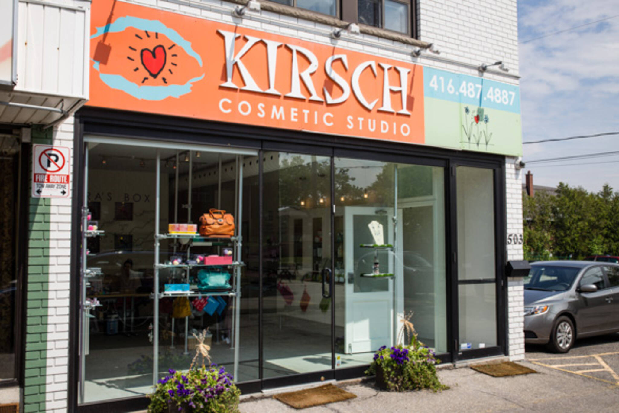 Kirsch Cosmetic Studio Toronto