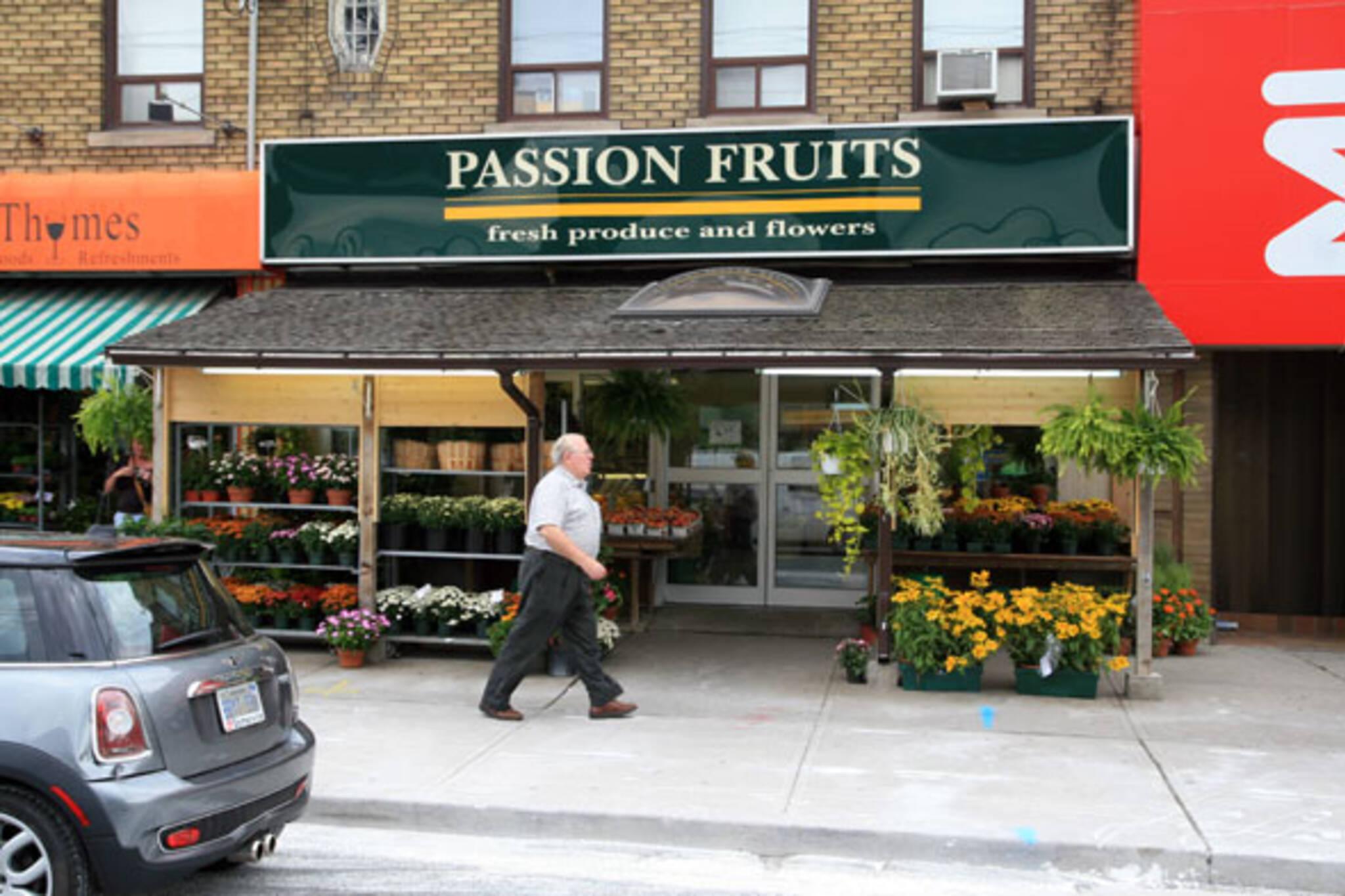 Passion Fruits Toronto