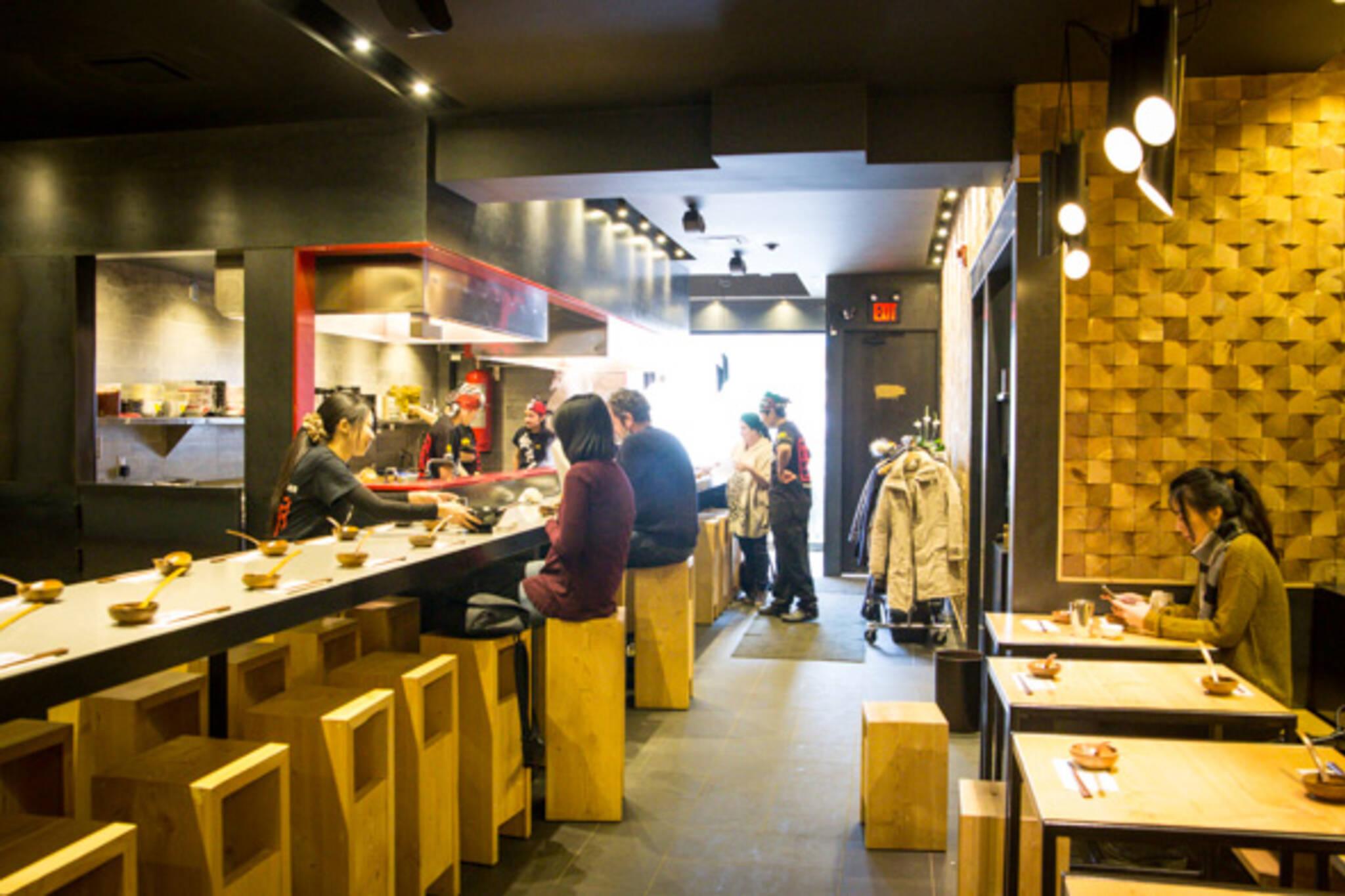 New Ramen Restaurants Toronto