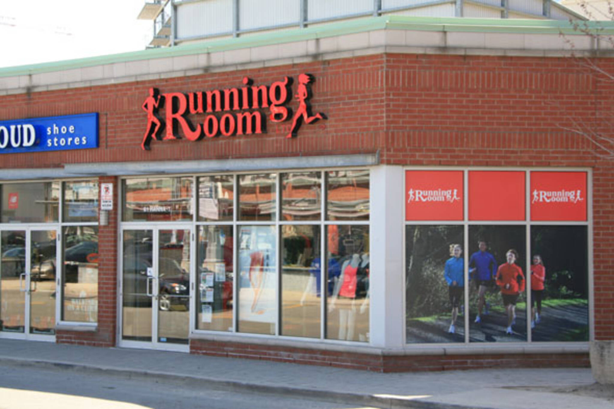 Running Room Toronto Run Club