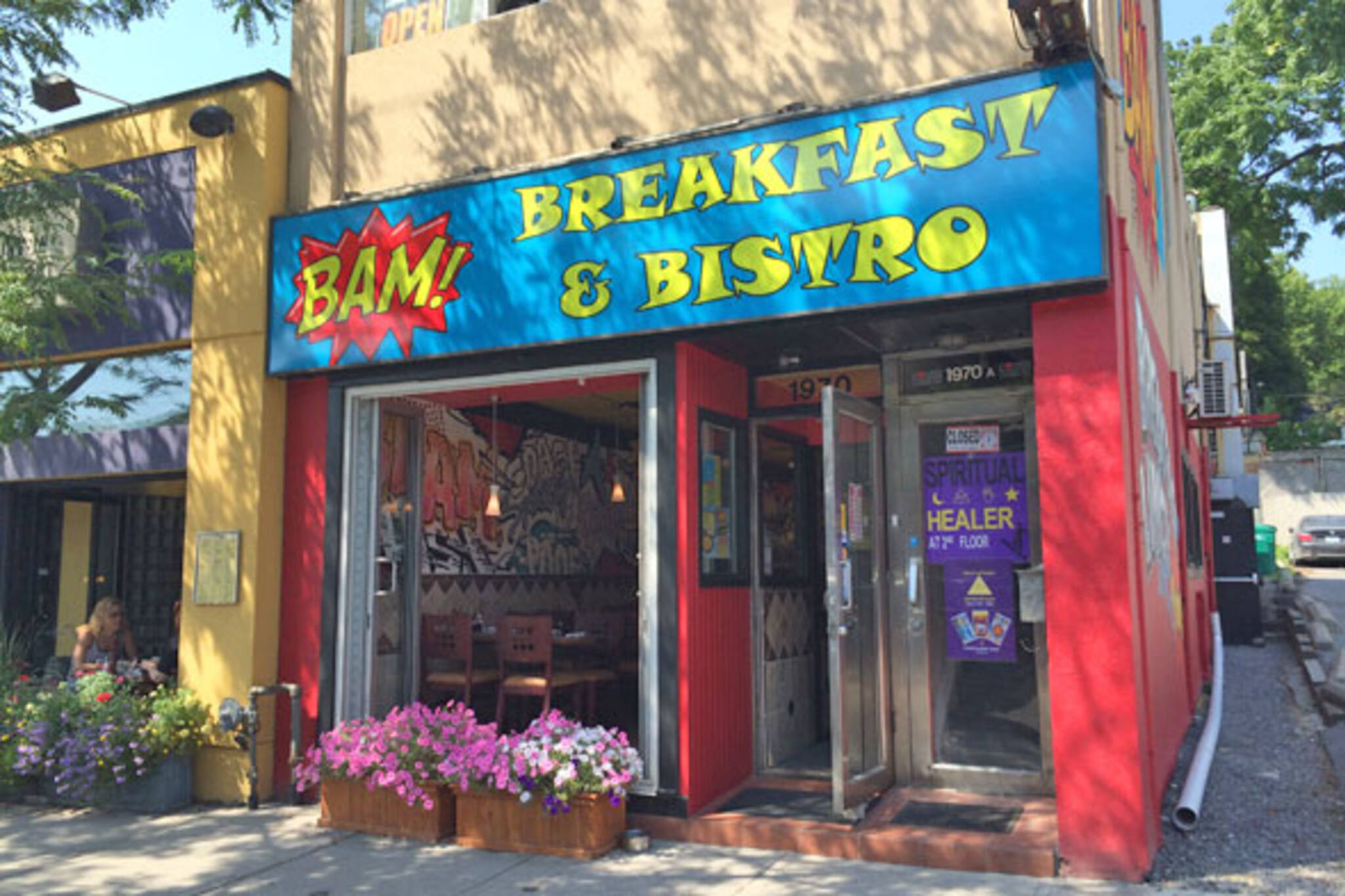 bam breakfast bistro toronto