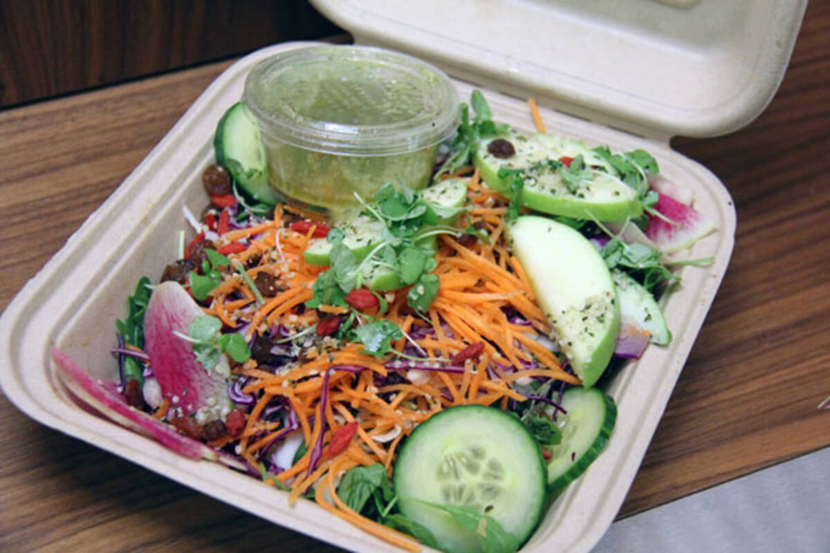 Thrive Organic Kitchen Blogto Toronto