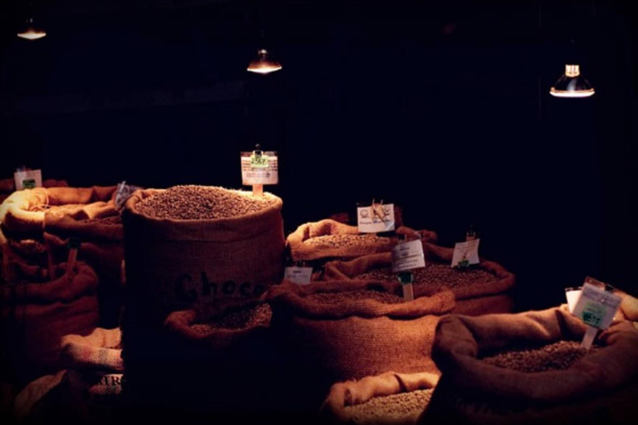 Dark City Coffee