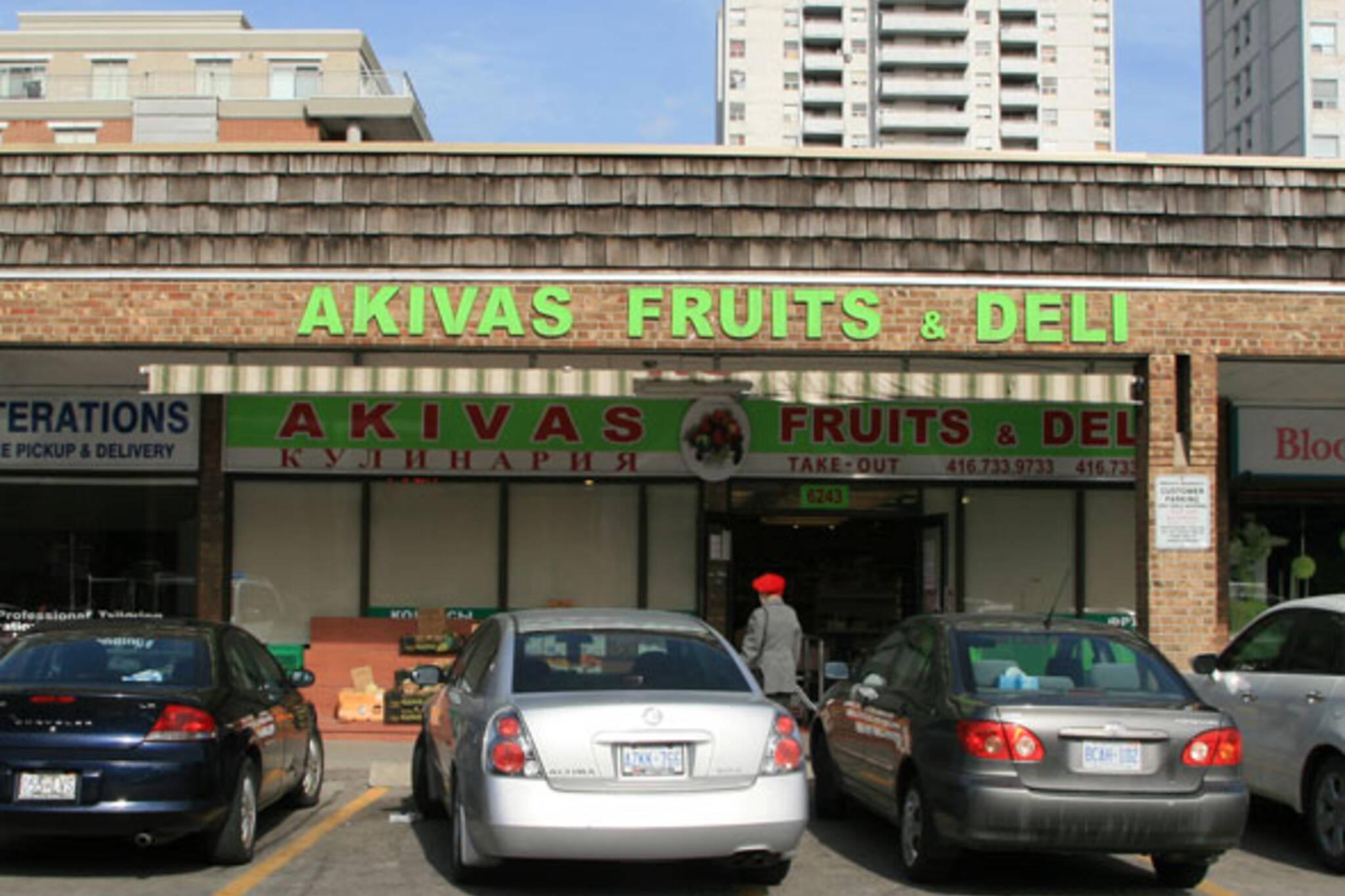 Akivas Toronto