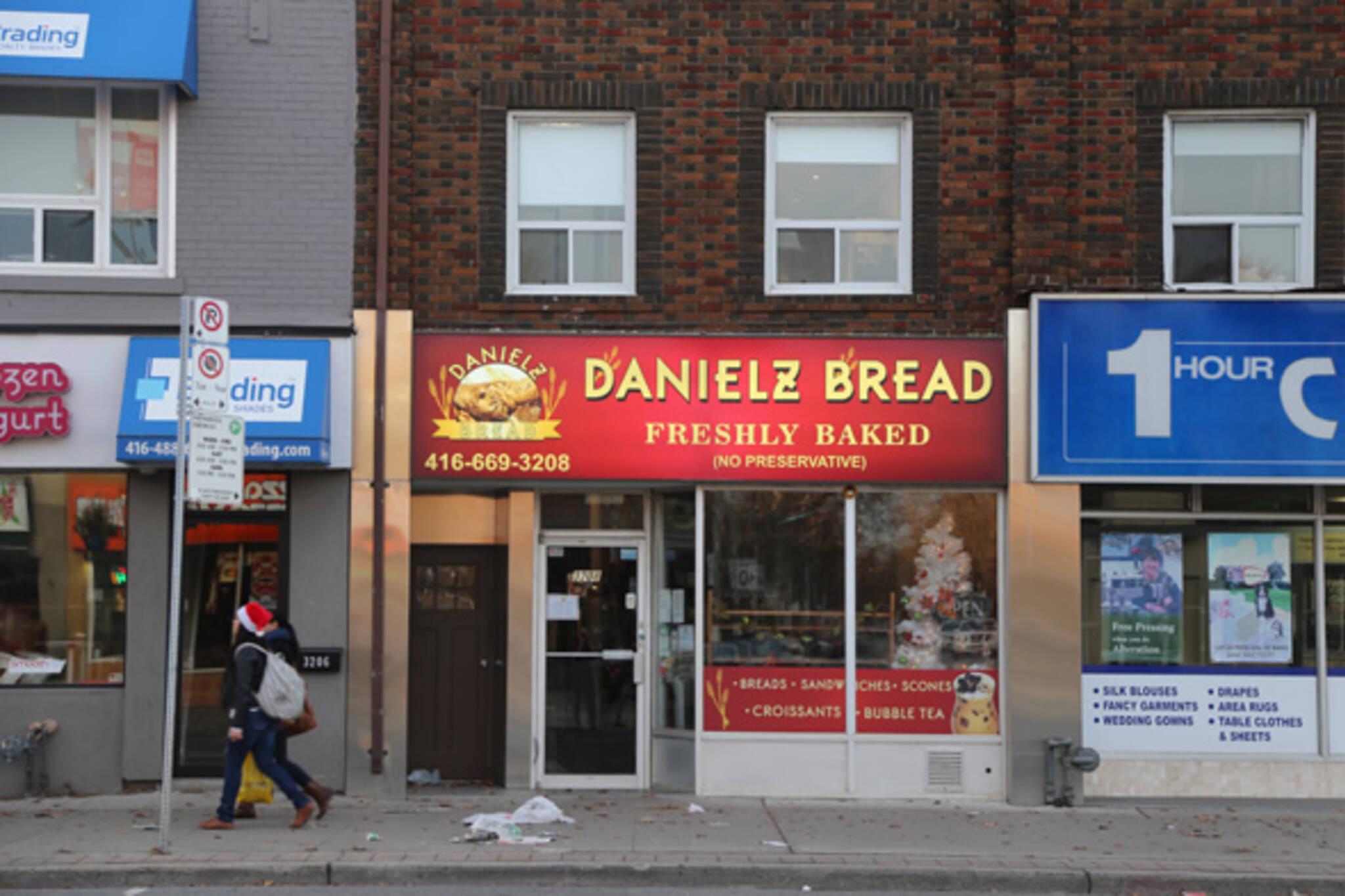 Danielz Bread