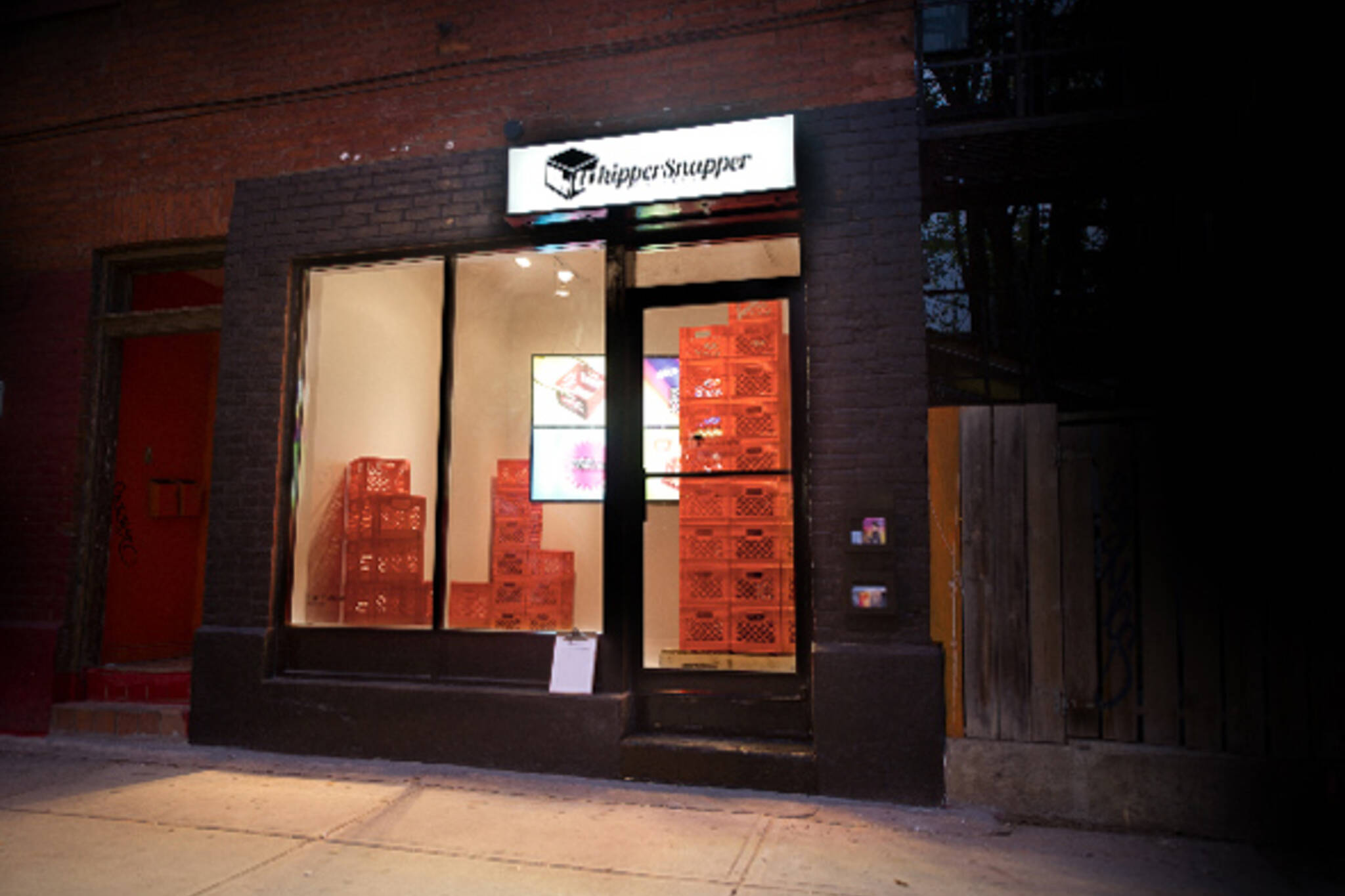 Whippersnapper Gallery Toronto