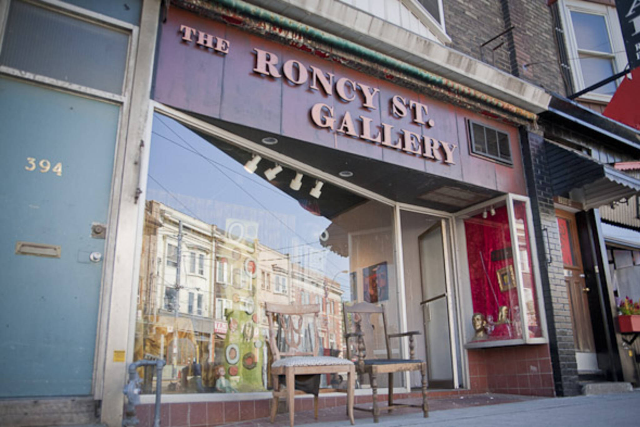 Roncy St Gallery