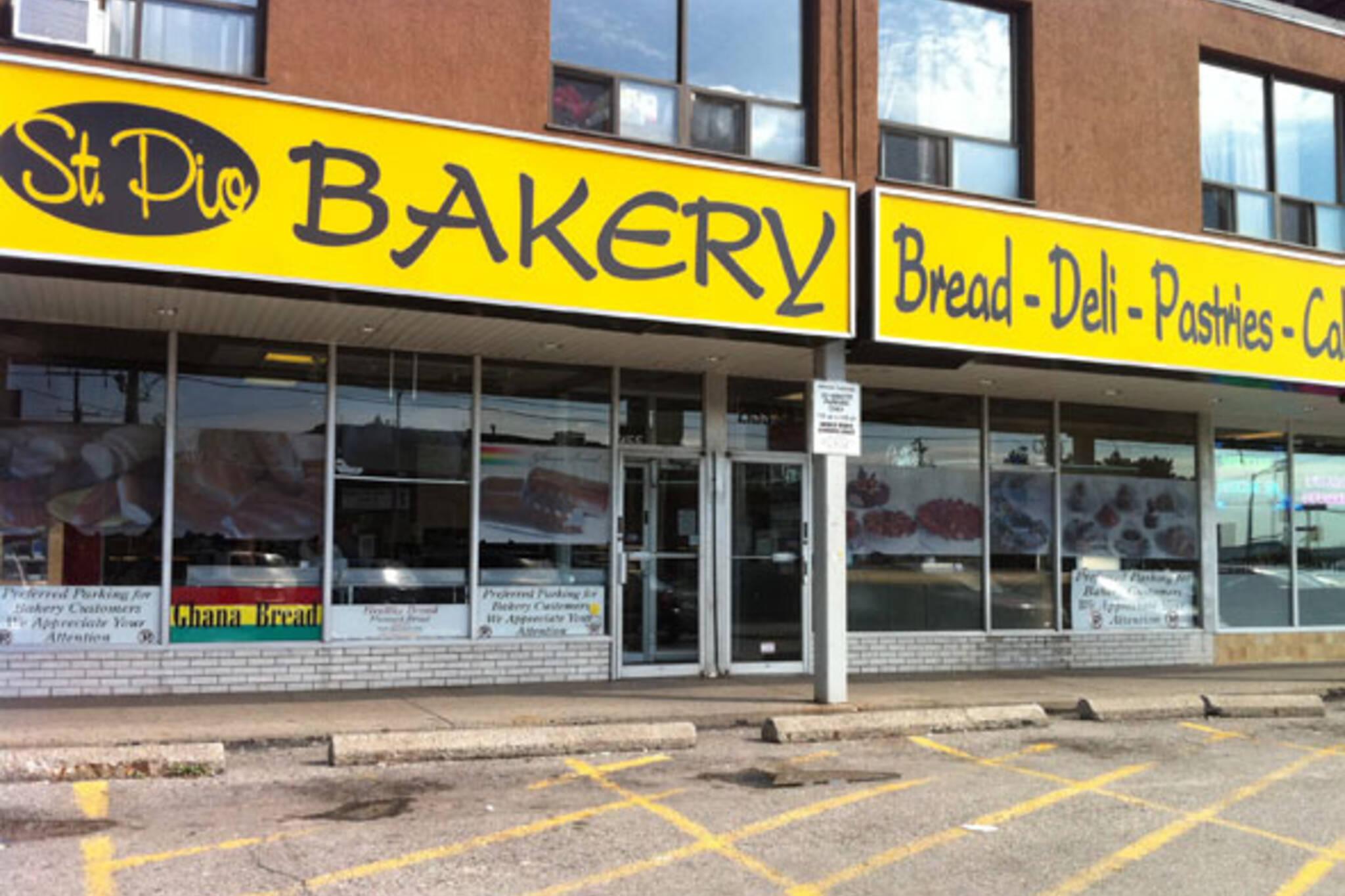 St. Pio Bakery Toronto