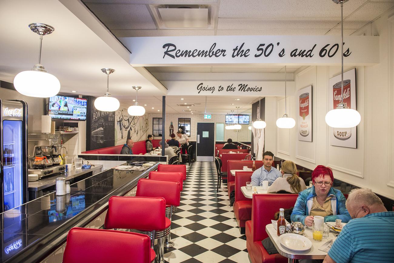 Donlands Diner Blogto Toronto