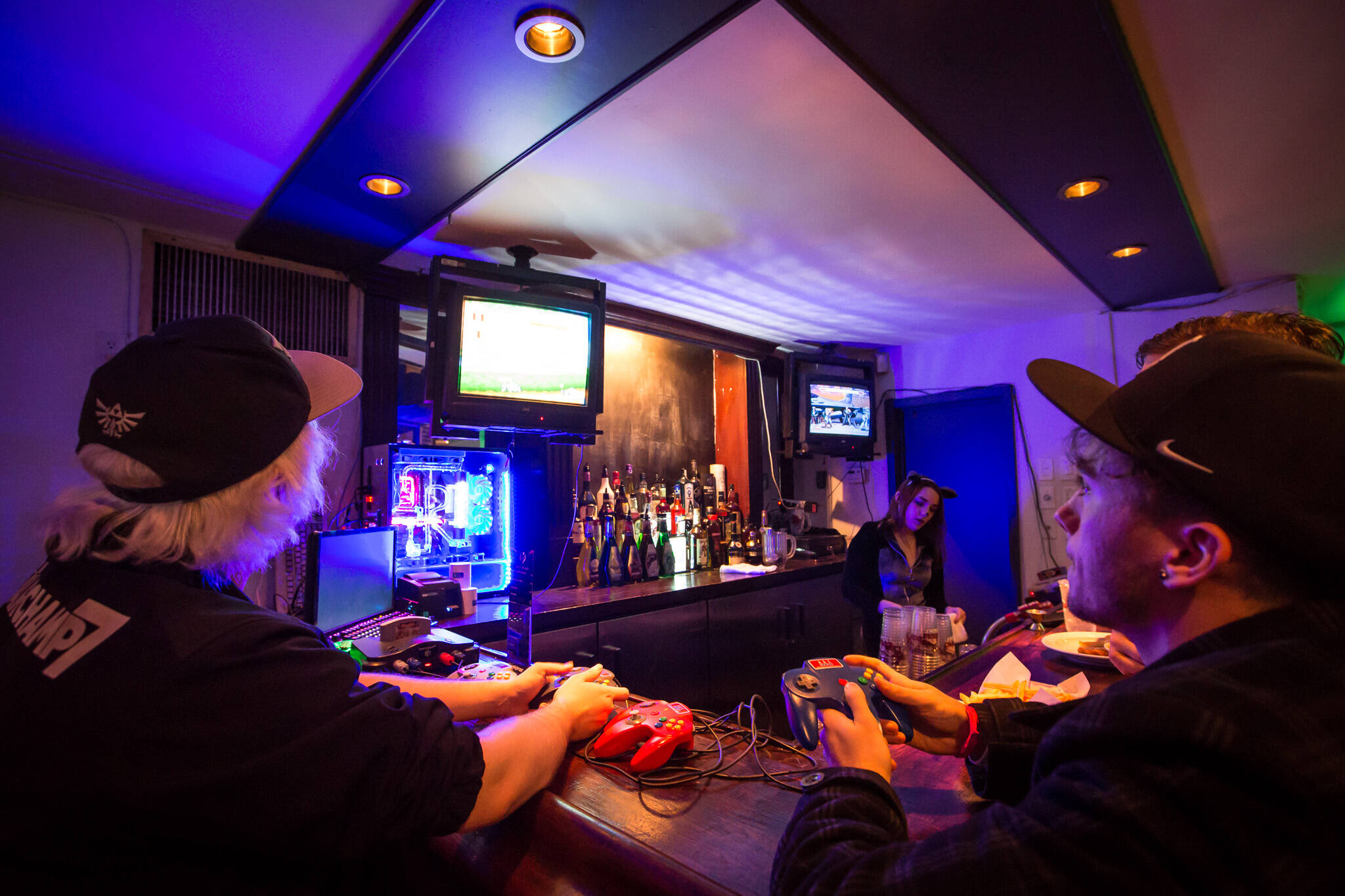 Raiders eSports Centre Toronto