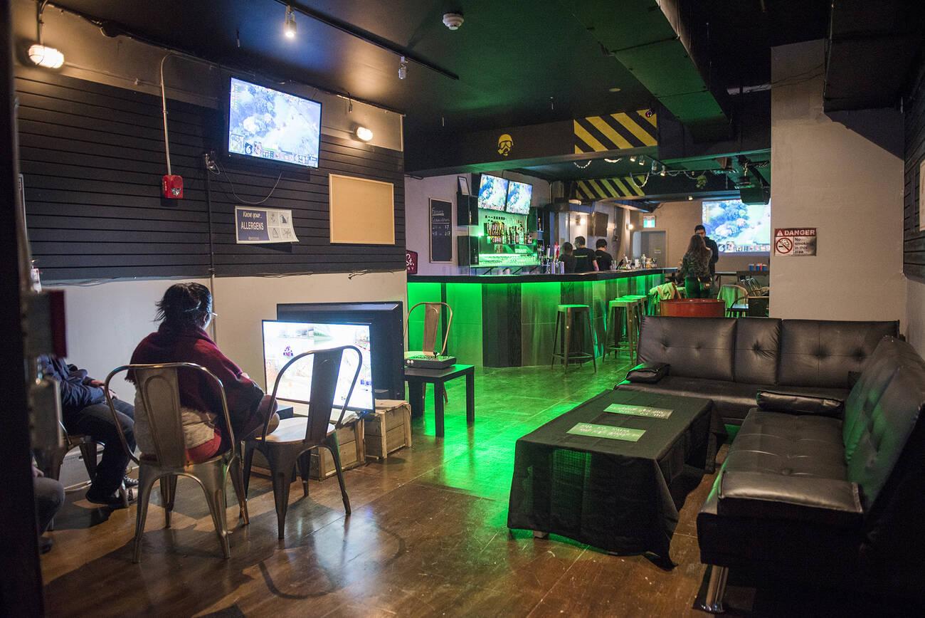 Esports Bar Montreal