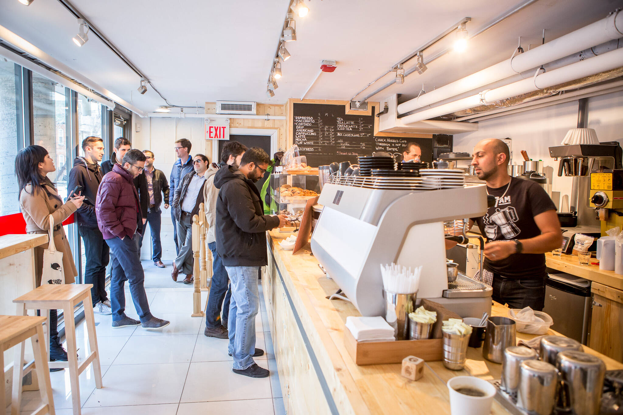 Fahrenheit Coffee Richmond Toronto