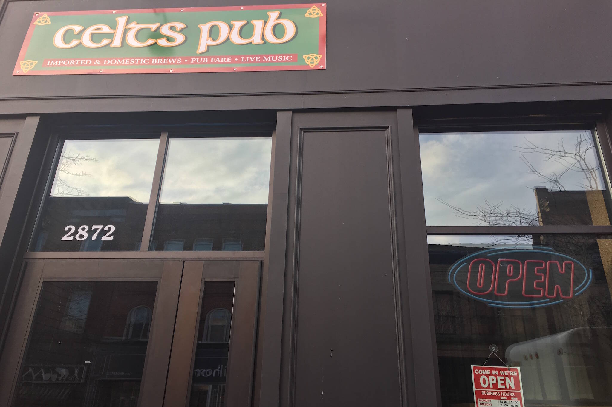 Celts Pub Toronto