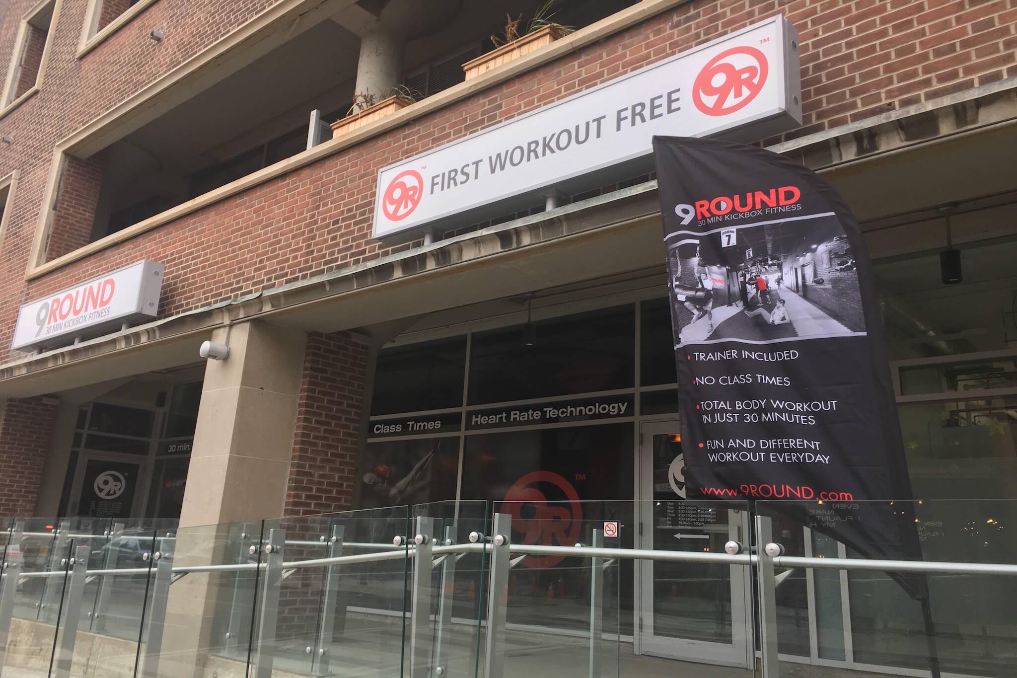 9Round Gym Toronto