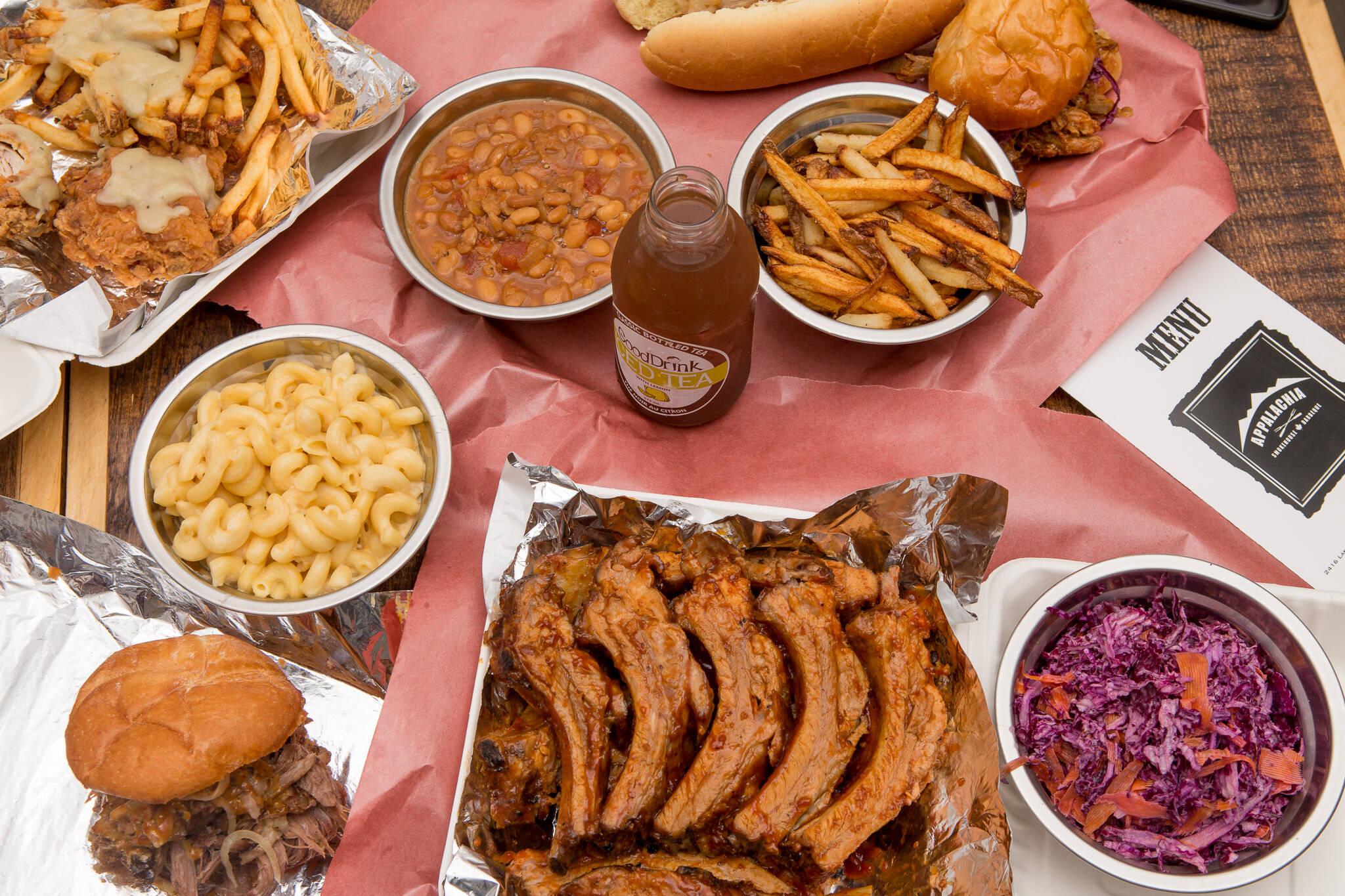 Appalachia BBQ Toronto