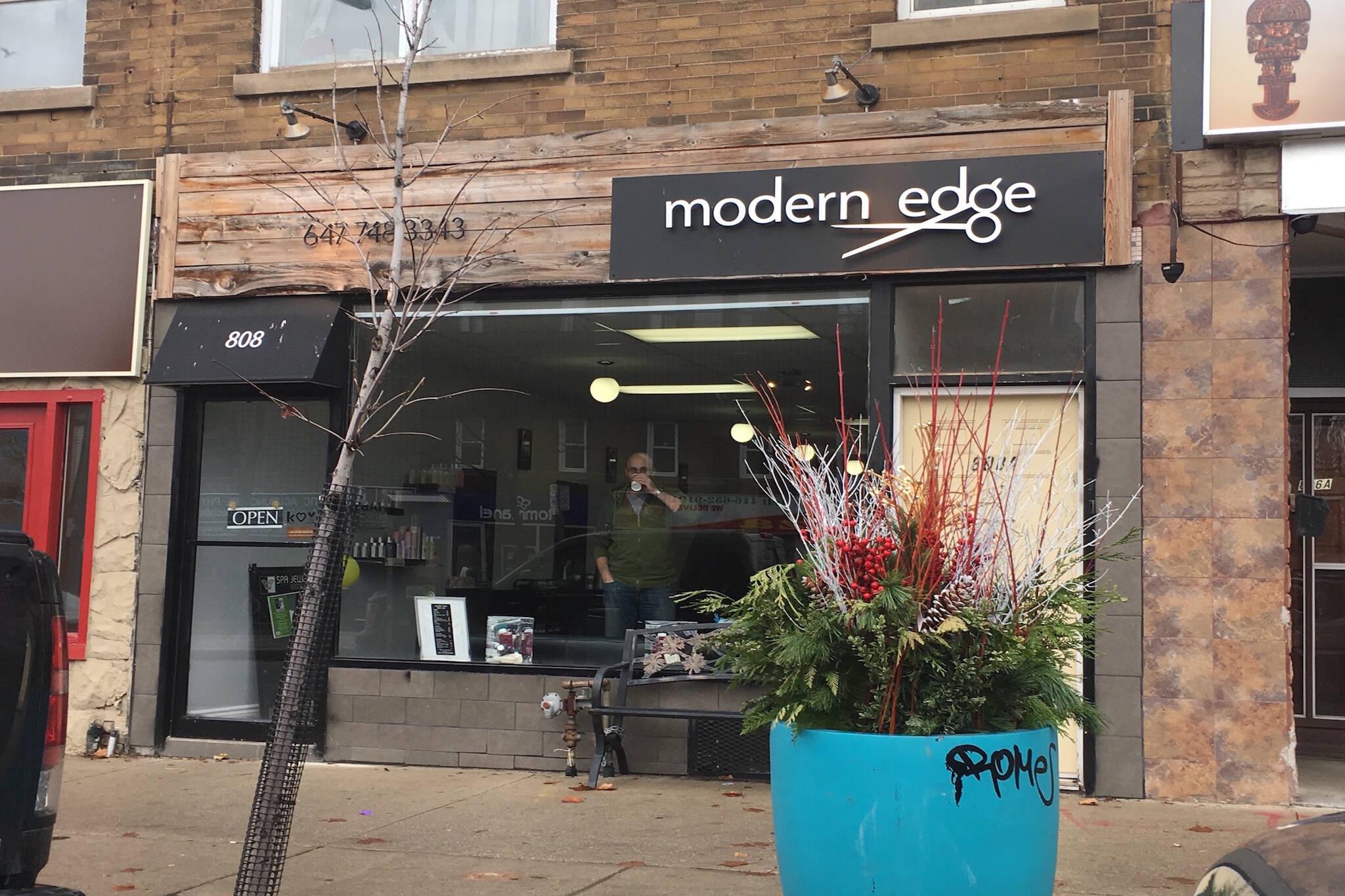 Modern Edge Salon Toronto