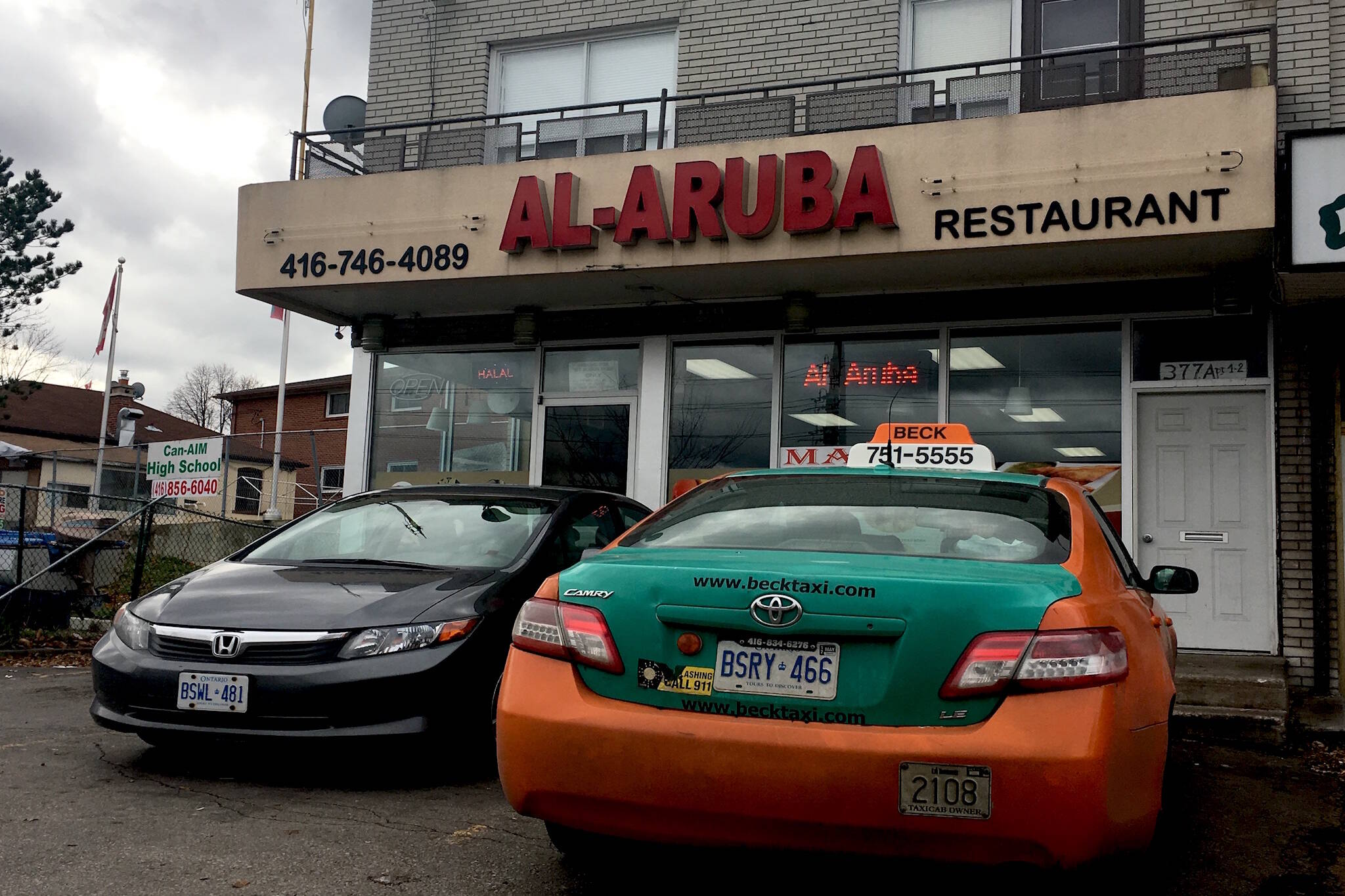 Al Aruba Toronto