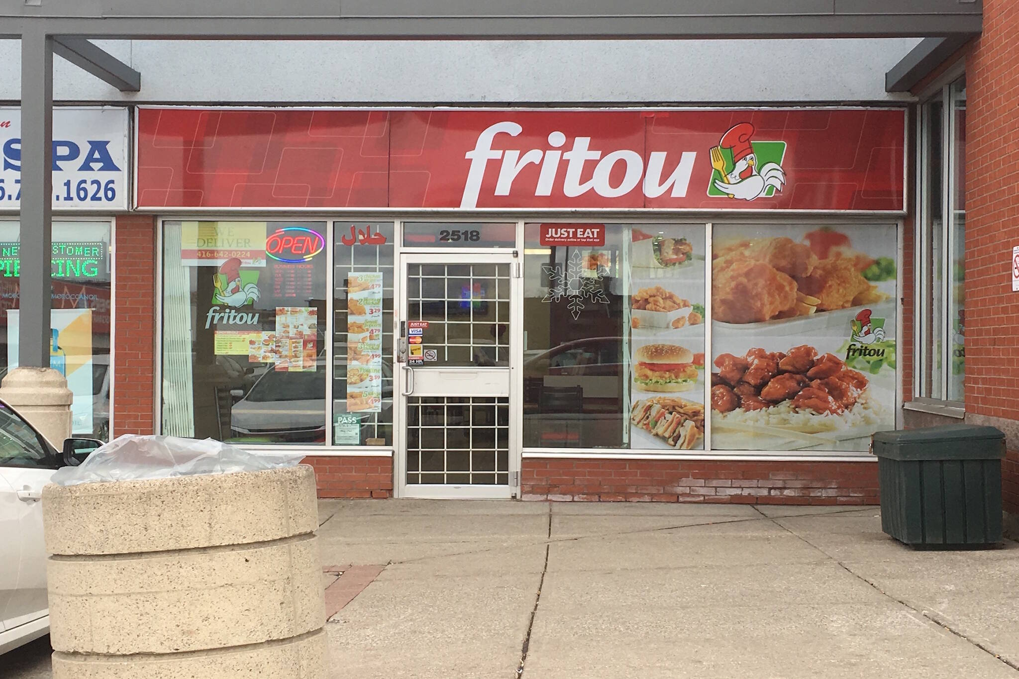 Fritou Chicken Toronto