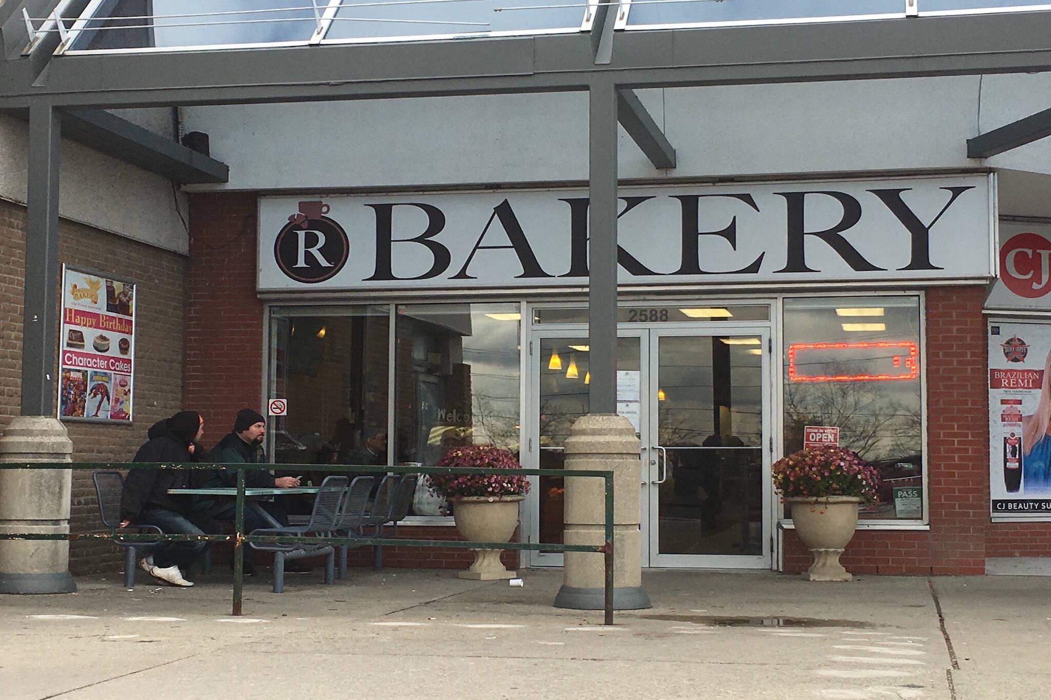 R Bakery Finchdale Toronto