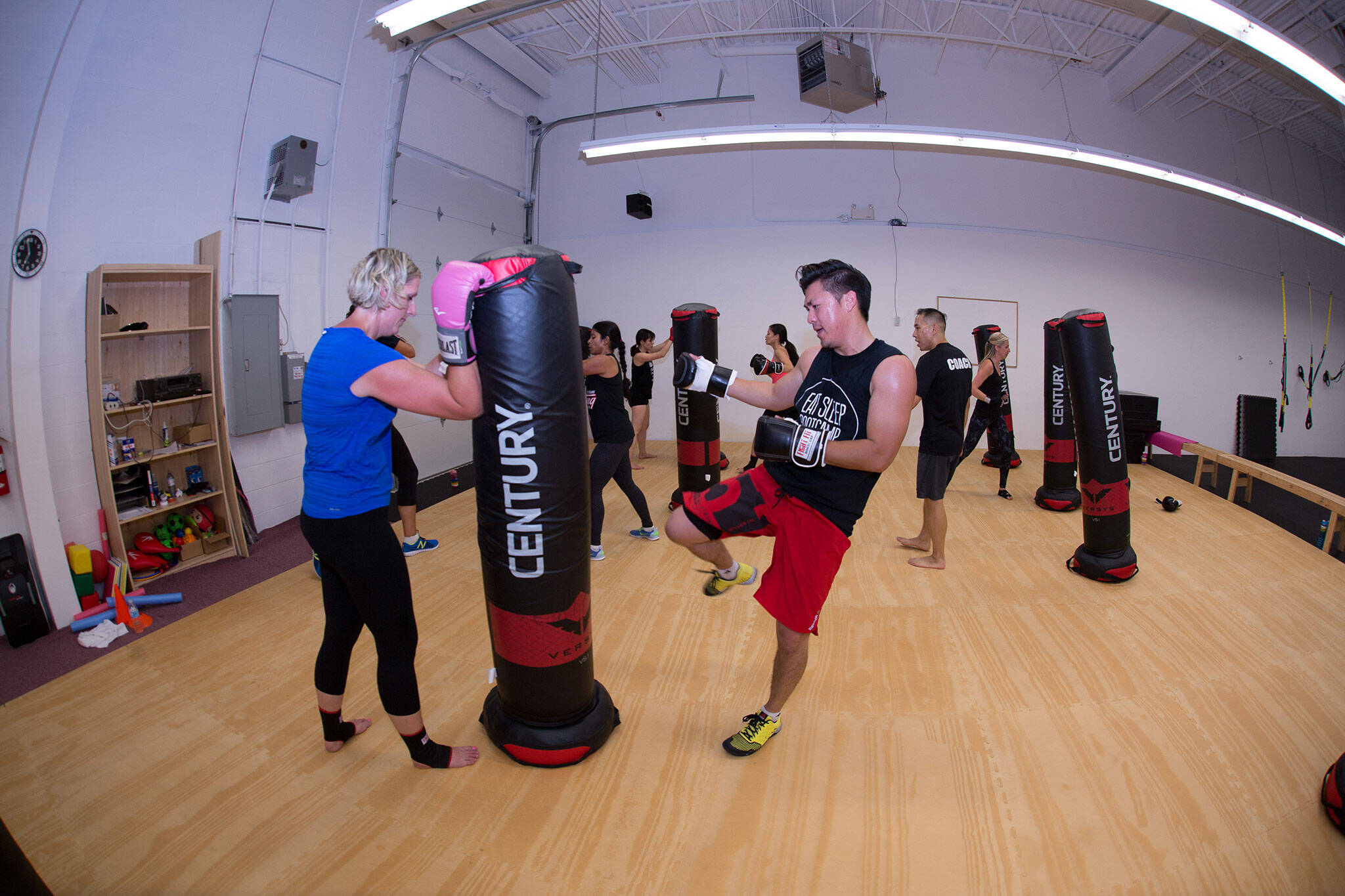 Fight Fit Markham